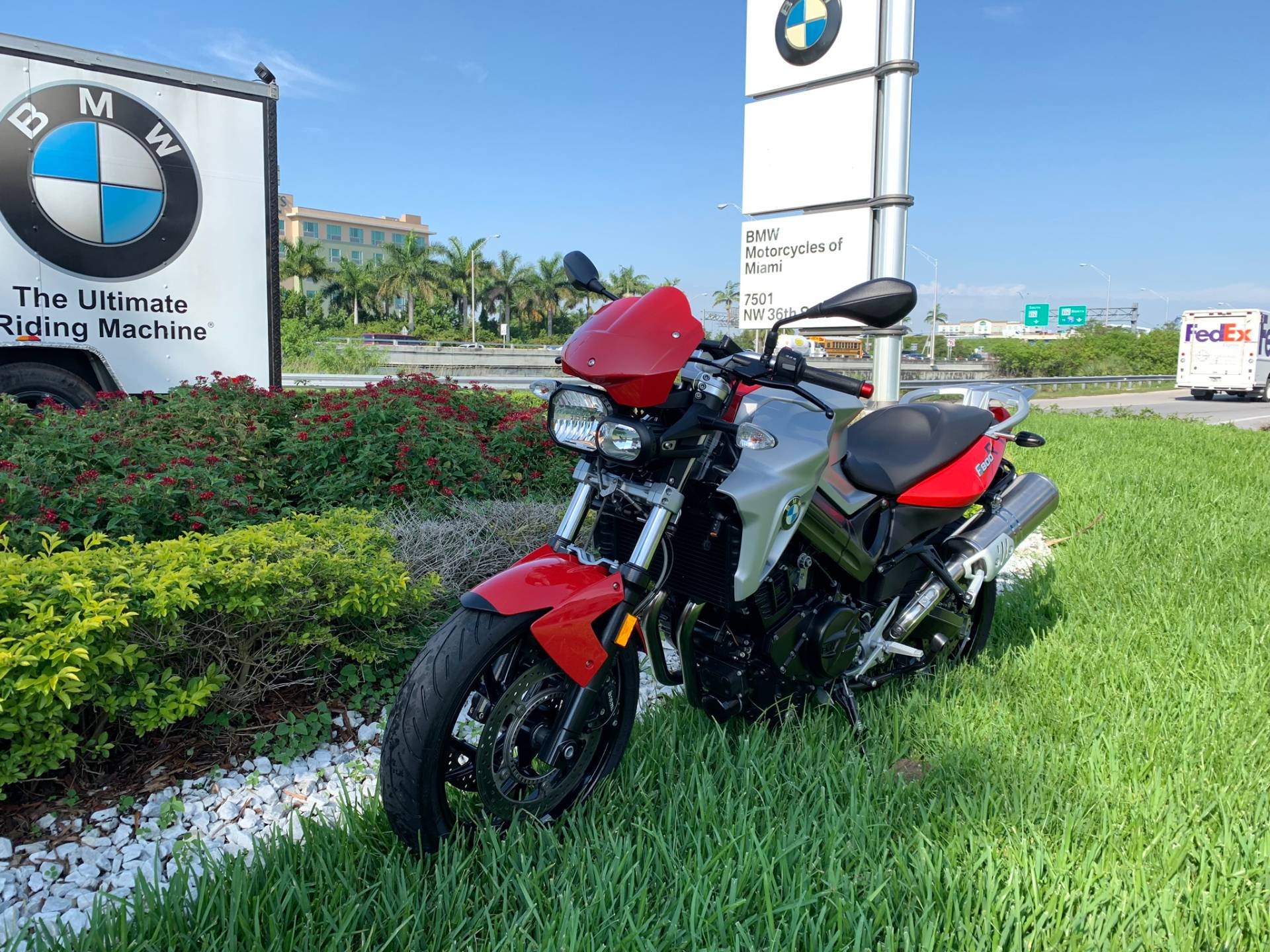 Used 2012 BMW F 800 R for sale, BMW F 800R for sale, BMW Motorcycle F800R, used BMW Roaster, Naked, 800, BMW. BMW Motorcycles of Miami, Motorcycles of Miami, Motorcycles Miami, New Motorcycles, Used Motorcycles, pre-owned. #BMWMotorcyclesOfMiami #MotorcyclesOfMiami. - Photo 4