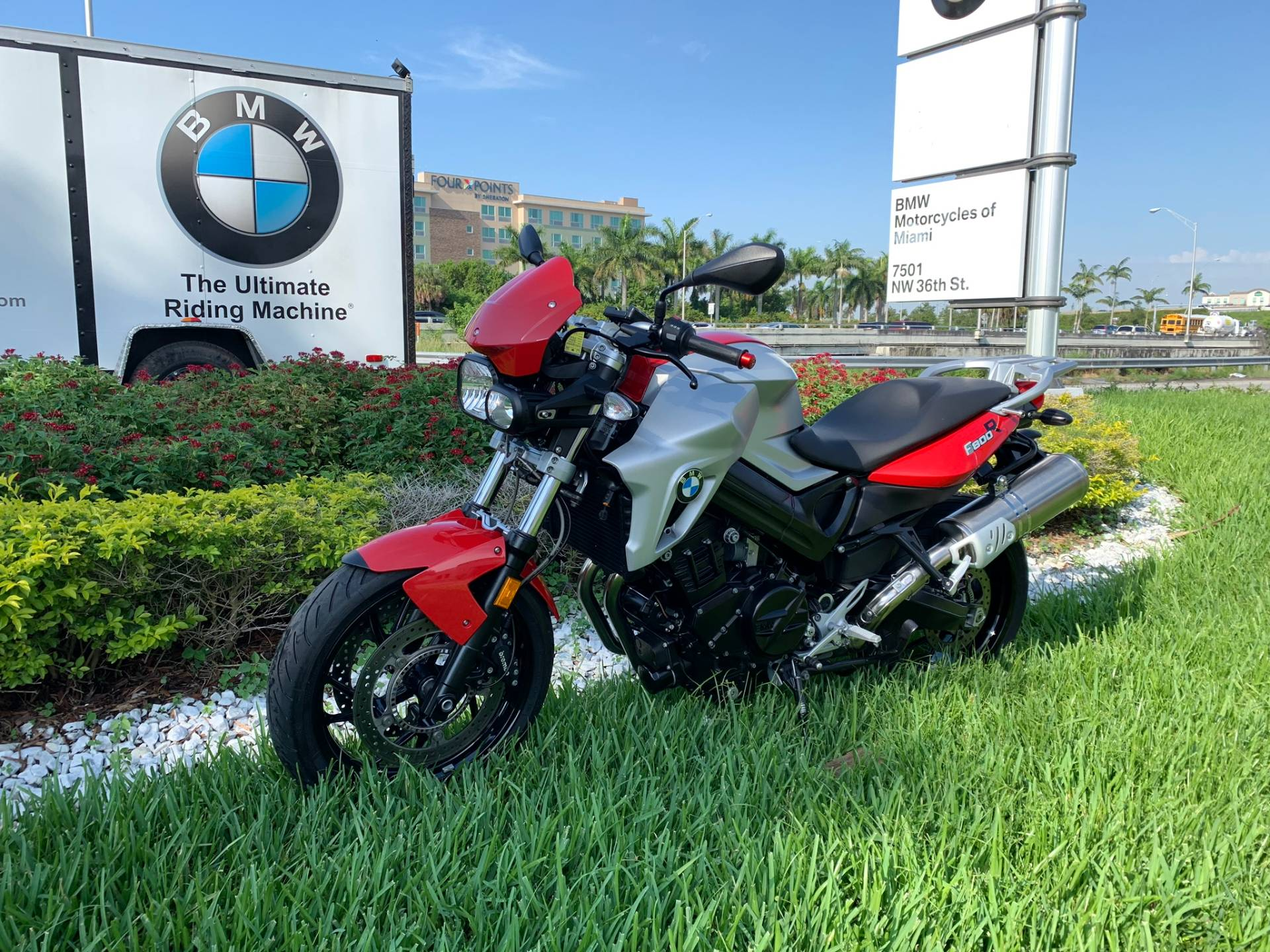 Used 2012 BMW F 800 R for sale, BMW F 800R for sale, BMW Motorcycle F800R, used BMW Roaster, Naked, 800, BMW. BMW Motorcycles of Miami, Motorcycles of Miami, Motorcycles Miami, New Motorcycles, Used Motorcycles, pre-owned. #BMWMotorcyclesOfMiami #MotorcyclesOfMiami. - Photo 5