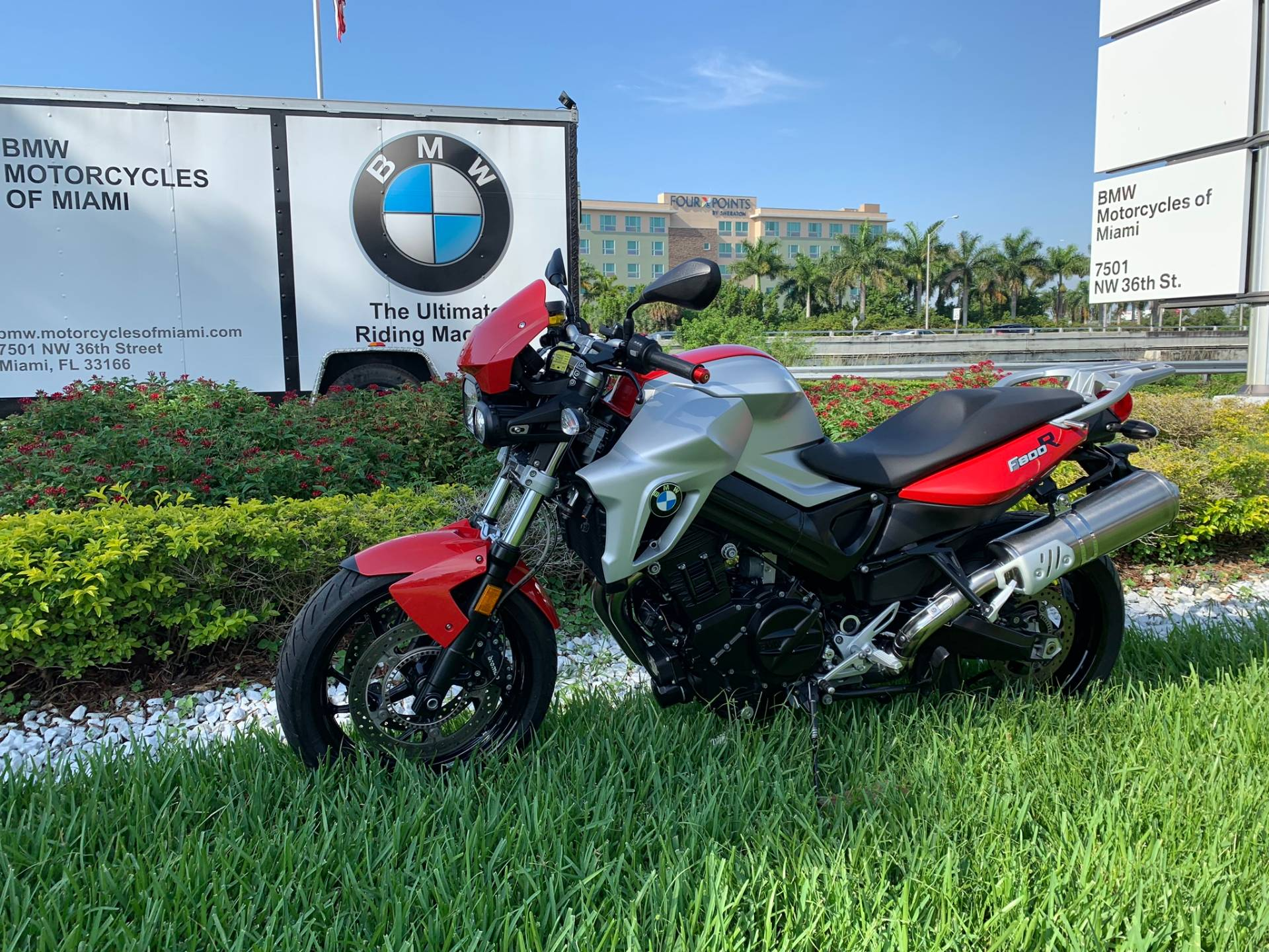 Used 2012 BMW F 800 R for sale, BMW F 800R for sale, BMW Motorcycle F800R, used BMW Roaster, Naked, 800, BMW. BMW Motorcycles of Miami, Motorcycles of Miami, Motorcycles Miami, New Motorcycles, Used Motorcycles, pre-owned. #BMWMotorcyclesOfMiami #MotorcyclesOfMiami. - Photo 6