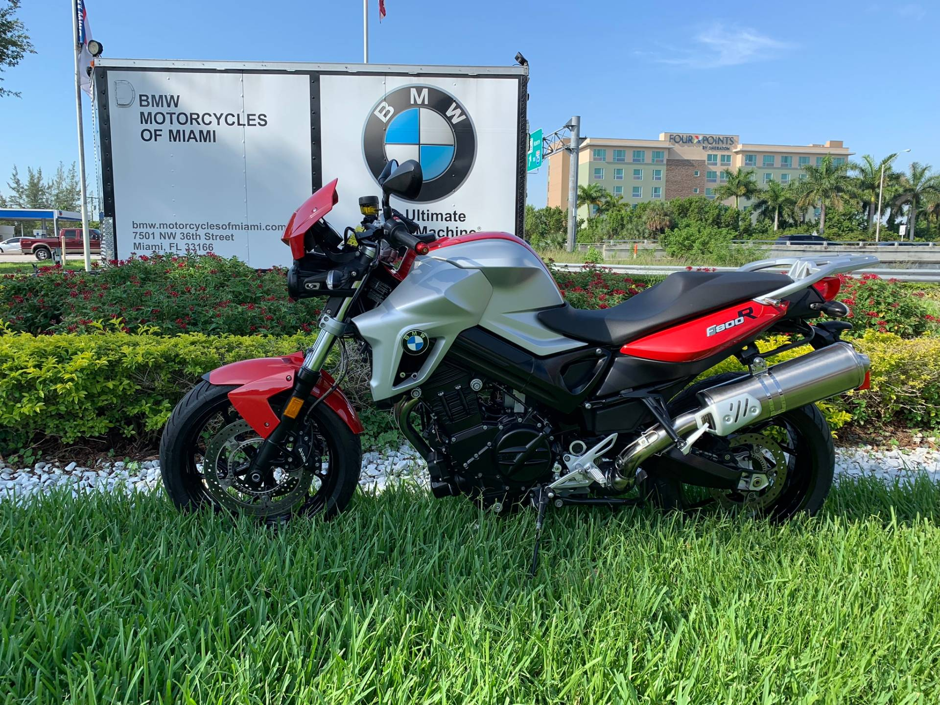 Used 2012 BMW F 800 R for sale, BMW F 800R for sale, BMW Motorcycle F800R, used BMW Roaster, Naked, 800, BMW. BMW Motorcycles of Miami, Motorcycles of Miami, Motorcycles Miami, New Motorcycles, Used Motorcycles, pre-owned. #BMWMotorcyclesOfMiami #MotorcyclesOfMiami. - Photo 1