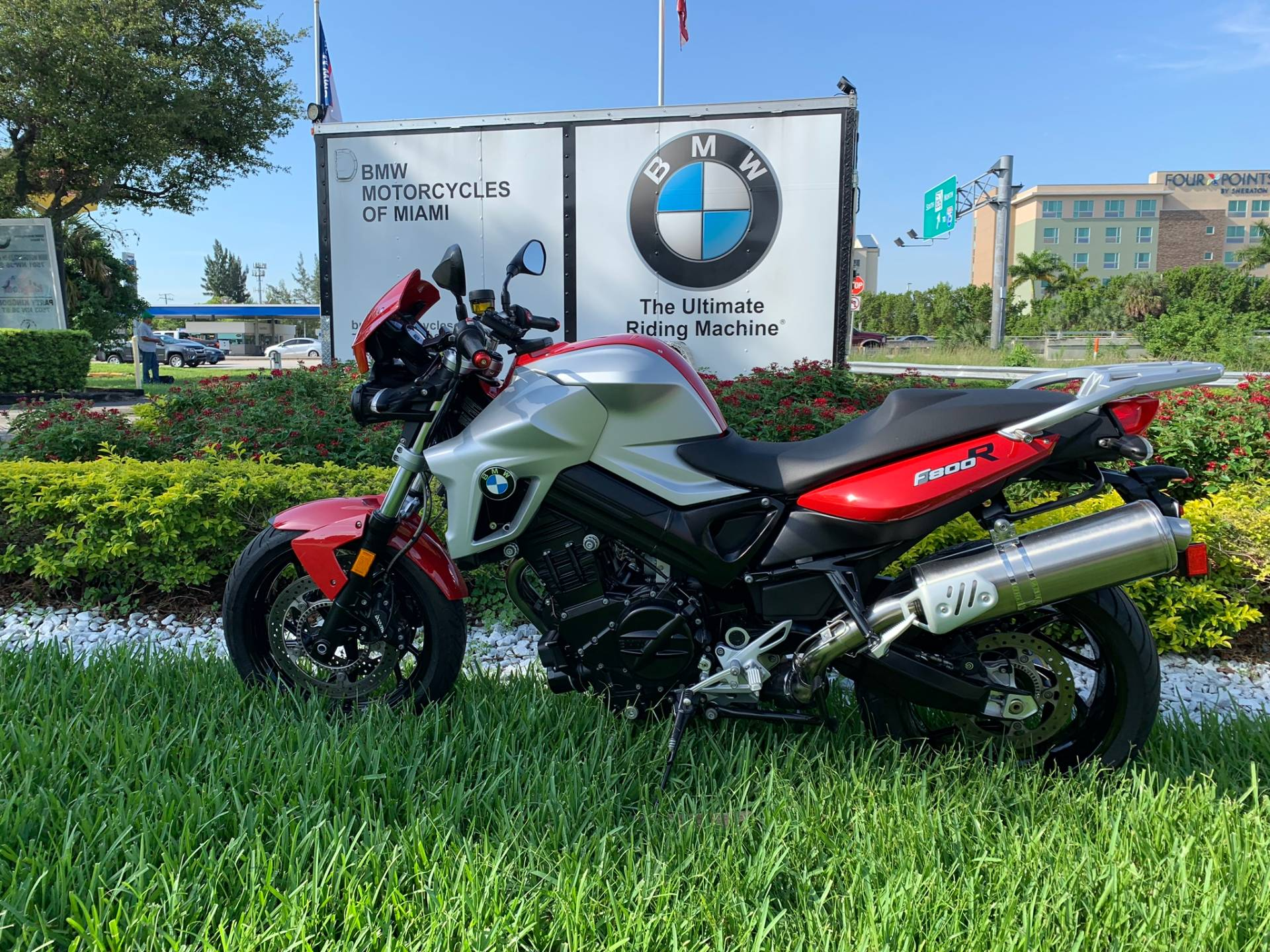 Used 2012 BMW F 800 R for sale, BMW F 800R for sale, BMW Motorcycle F800R, used BMW Roaster, Naked, 800, BMW. BMW Motorcycles of Miami, Motorcycles of Miami, Motorcycles Miami, New Motorcycles, Used Motorcycles, pre-owned. #BMWMotorcyclesOfMiami #MotorcyclesOfMiami. - Photo 7