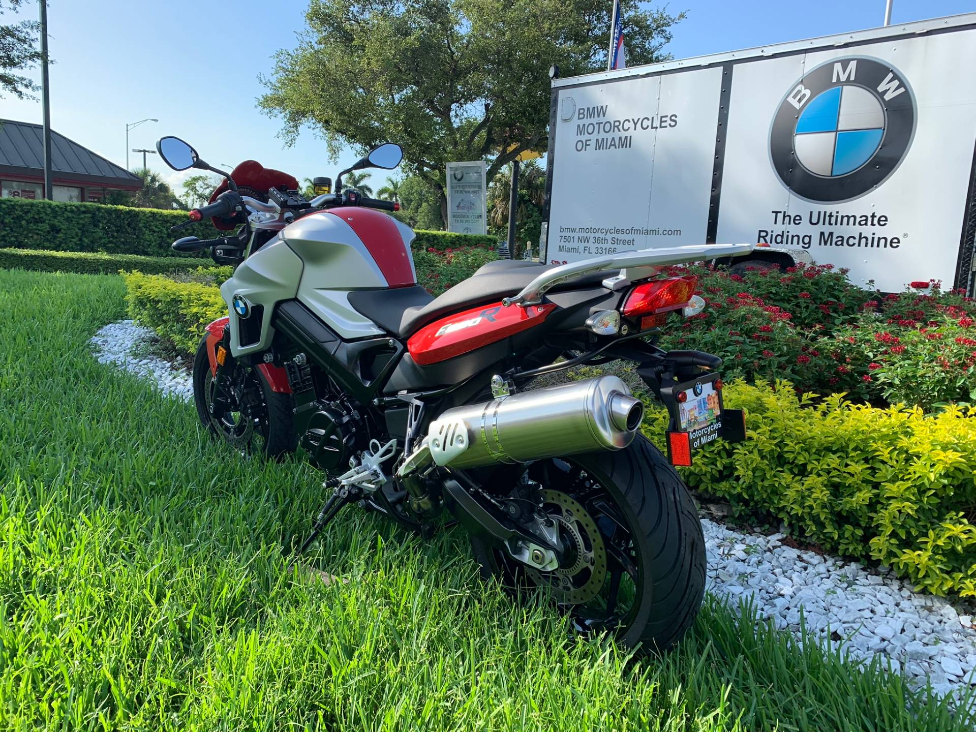 Used 2012 BMW F 800 R for sale, BMW F 800R for sale, BMW Motorcycle F800R, used BMW Roaster, Naked, 800, BMW. BMW Motorcycles of Miami, Motorcycles of Miami, Motorcycles Miami, New Motorcycles, Used Motorcycles, pre-owned. #BMWMotorcyclesOfMiami #MotorcyclesOfMiami. - Photo 10