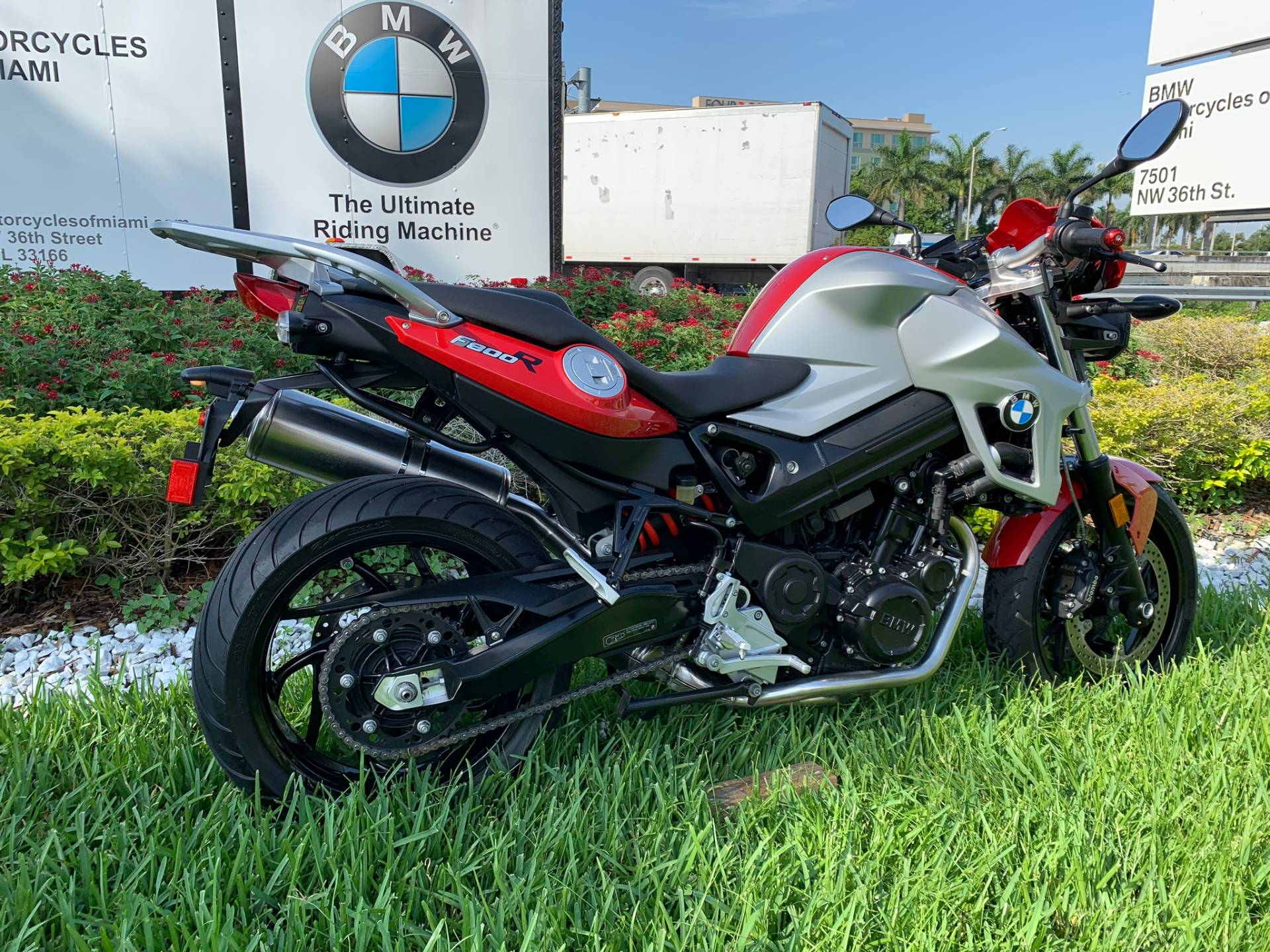 Used 2012 BMW F 800 R for sale, BMW F 800R for sale, BMW Motorcycle F800R, used BMW Roaster, Naked, 800, BMW. BMW Motorcycles of Miami, Motorcycles of Miami, Motorcycles Miami, New Motorcycles, Used Motorcycles, pre-owned. #BMWMotorcyclesOfMiami #MotorcyclesOfMiami. - Photo 23