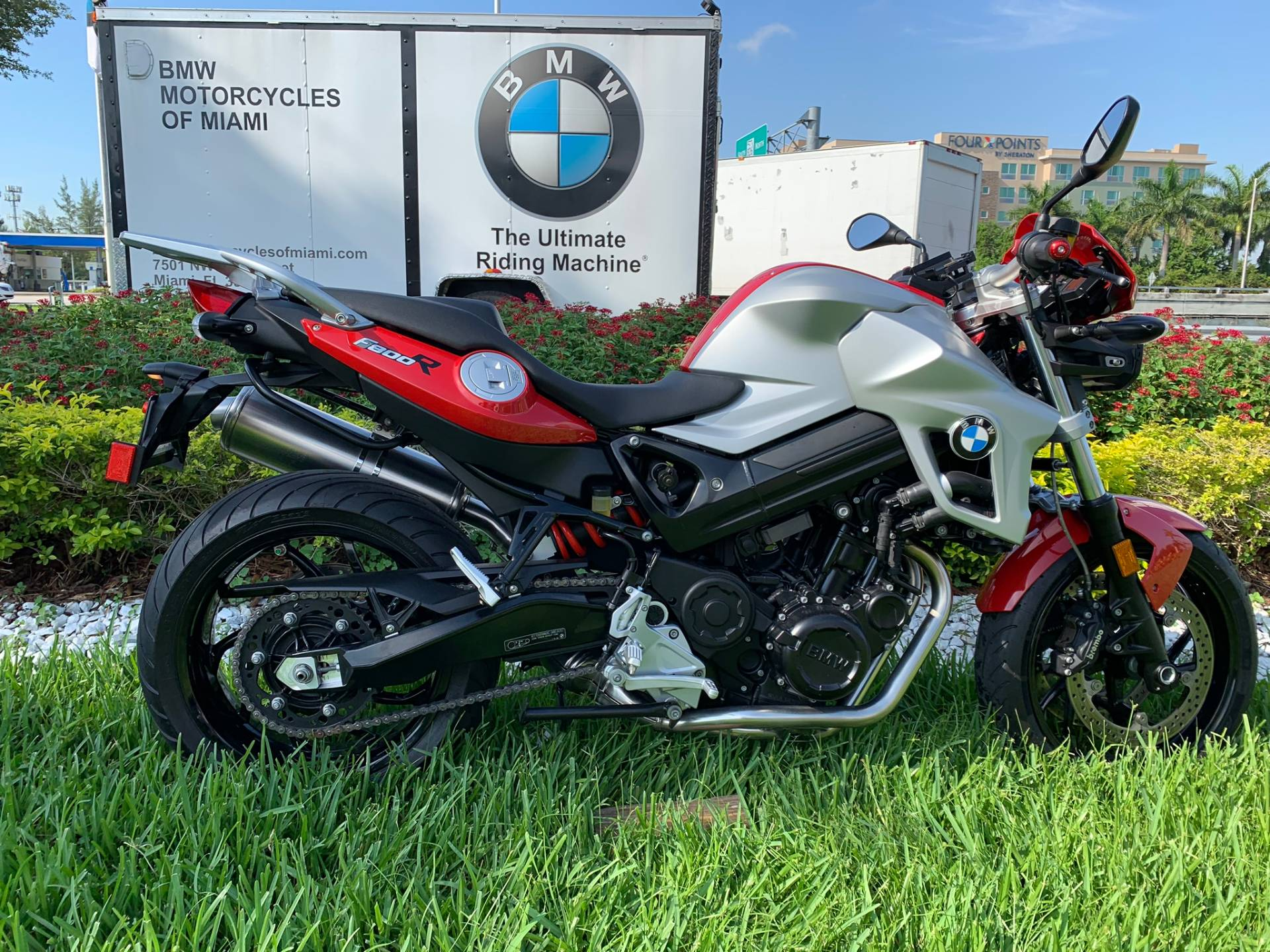 Used 2012 BMW F 800 R for sale, BMW F 800R for sale, BMW Motorcycle F800R, used BMW Roaster, Naked, 800, BMW. BMW Motorcycles of Miami, Motorcycles of Miami, Motorcycles Miami, New Motorcycles, Used Motorcycles, pre-owned. #BMWMotorcyclesOfMiami #MotorcyclesOfMiami. - Photo 24