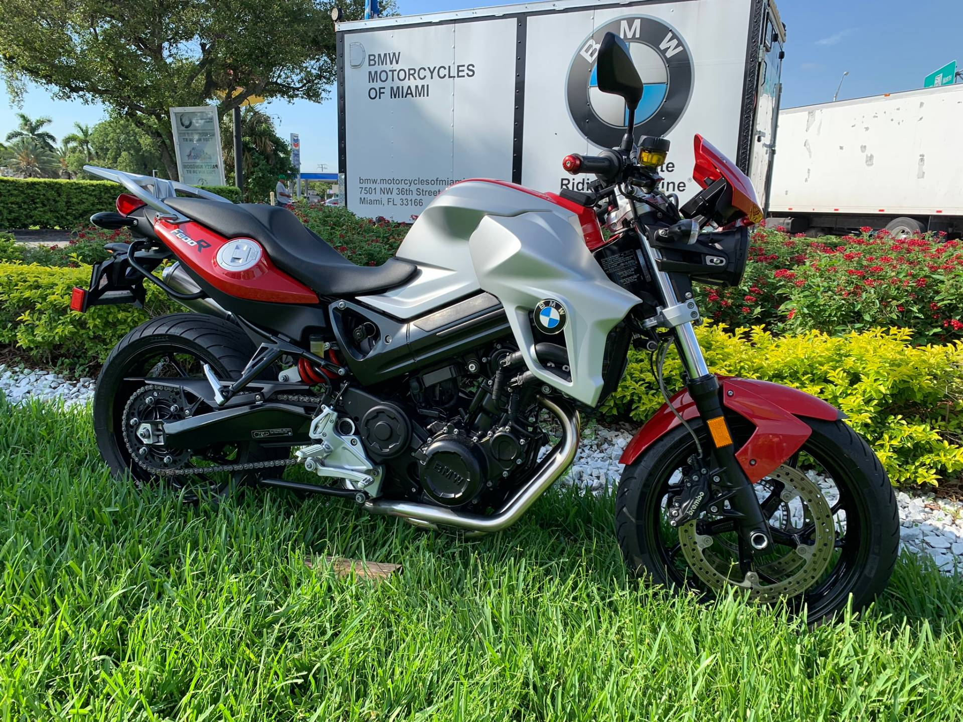 Used 2012 BMW F 800 R for sale, BMW F 800R for sale, BMW Motorcycle F800R, used BMW Roaster, Naked, 800, BMW. BMW Motorcycles of Miami, Motorcycles of Miami, Motorcycles Miami, New Motorcycles, Used Motorcycles, pre-owned. #BMWMotorcyclesOfMiami #MotorcyclesOfMiami. - Photo 26