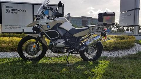2012 BMW R 1200 GS Adventure in Miami, Florida