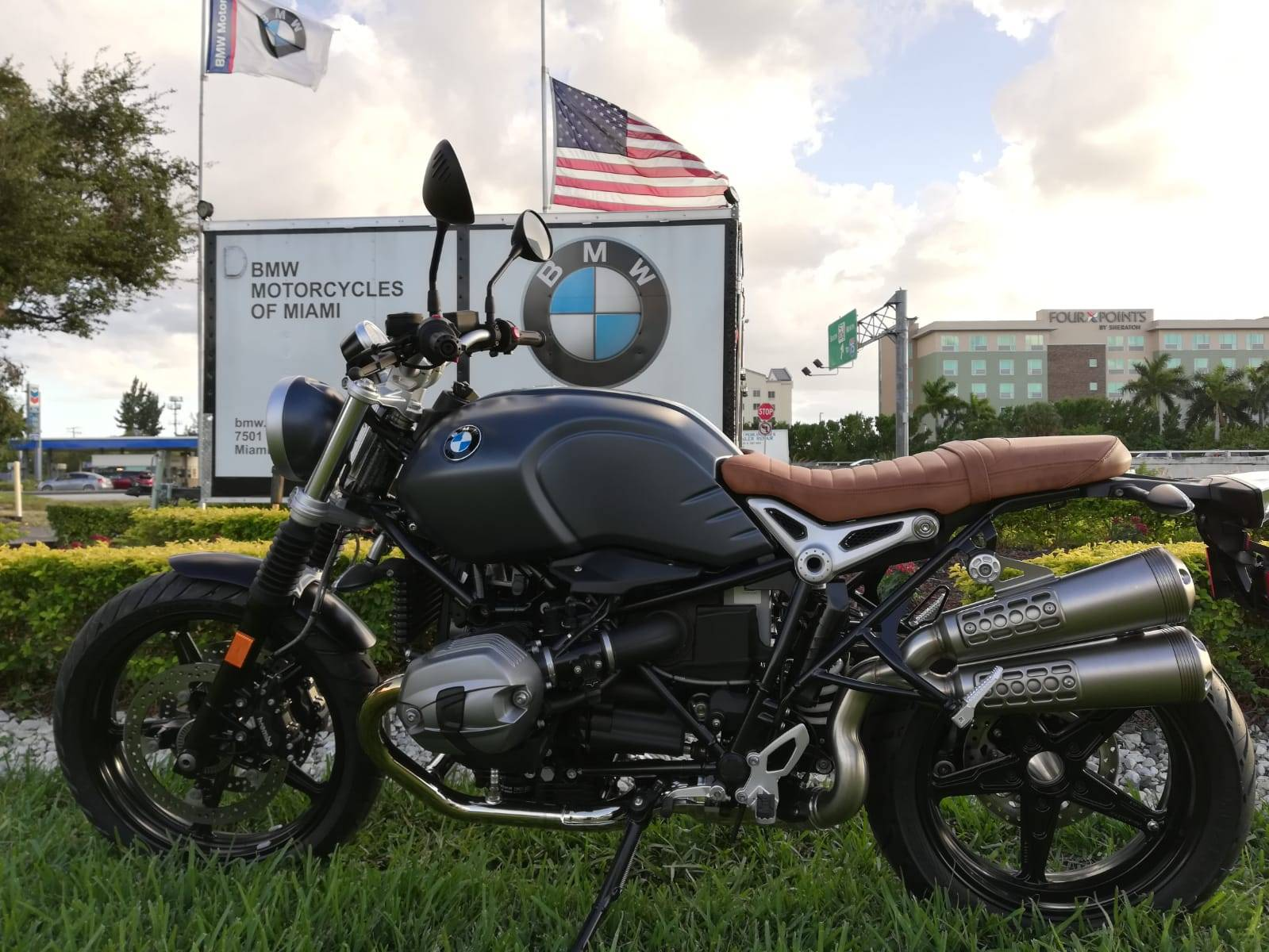 New 2019 Bmw R Ninet Scrambler Motorcycles In Miami Fl