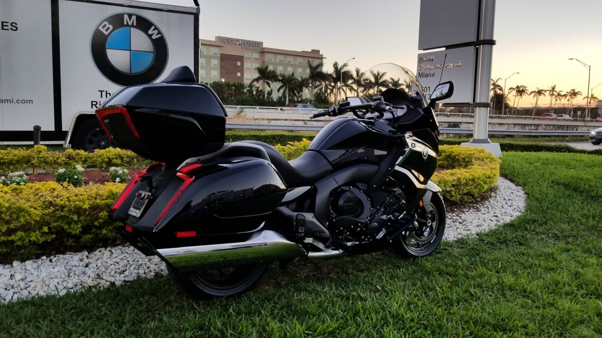 New 2018 BMW K 1600 BGA For Sale, BMW K 1600BGA For Sale, BMW Motorcycle K1600BGA, new BMW Motorcycle, 1600, BAGGER, BMW, GRAND AMERICA