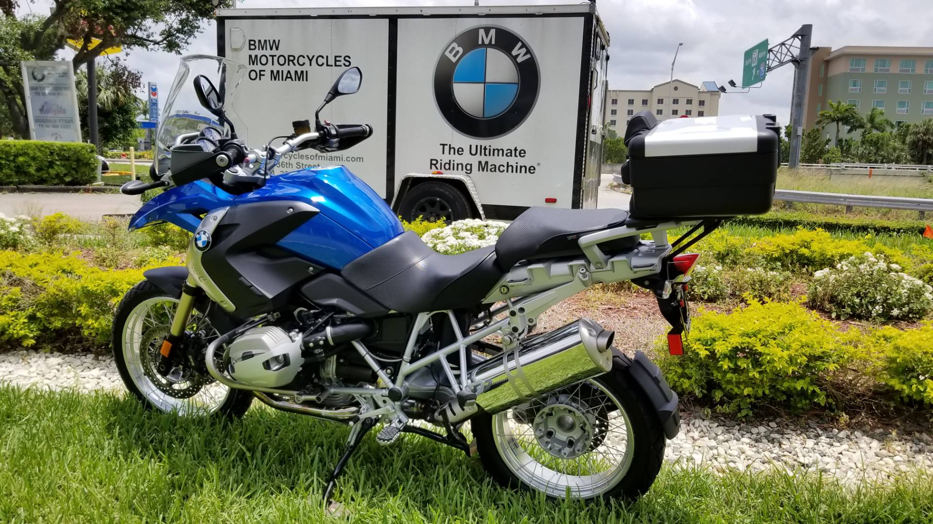 Used 2012 BMW R 1200 GS For Sale, BMW R 1200GS For Sale, BMW Motorcycle r1200GS, BMW R1200GS, BMW, GS, DUAL. - Photo 7