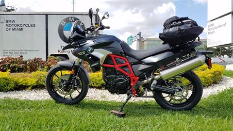 2017 BMW F 700GS in Miami, Florida