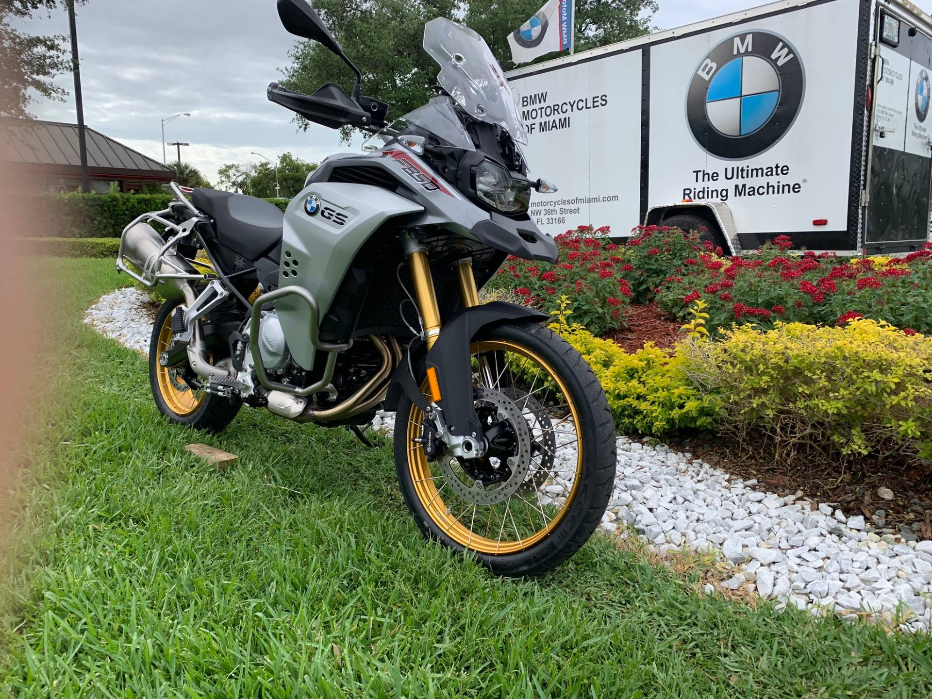 New 2019 BMW F 850 GSA for sale, BMW F 850GSA for sale, BMW Motorcycle F850GSA, new BMW 850 Adventure, Adventure. BMW Motorcycles of Miami, Motorcycles of Miami, Motorcycles Miami, New Motorcycles, Used Motorcycles, pre-owned. #BMWMotorcyclesOfMiami #MotorcyclesOfMiami #MotorcyclesMiami - Photo 1