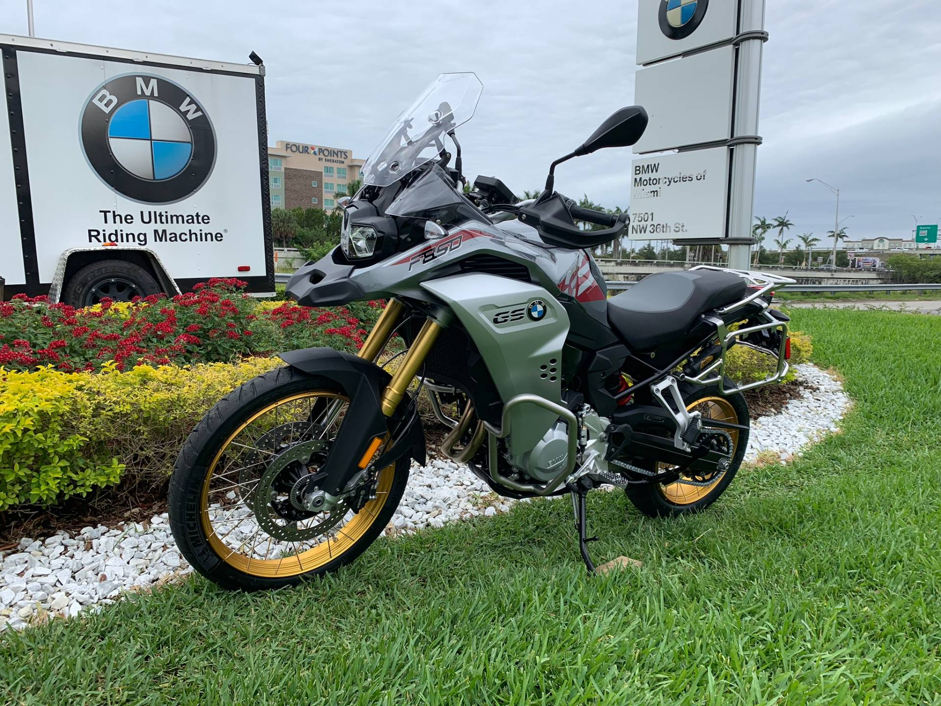 New 2019 BMW F 850 GSA for sale, BMW F 850GSA for sale, BMW Motorcycle F850GSA, new BMW 850 Adventure, Adventure. BMW Motorcycles of Miami, Motorcycles of Miami, Motorcycles Miami, New Motorcycles, Used Motorcycles, pre-owned. #BMWMotorcyclesOfMiami #MotorcyclesOfMiami #MotorcyclesMiami - Photo 7