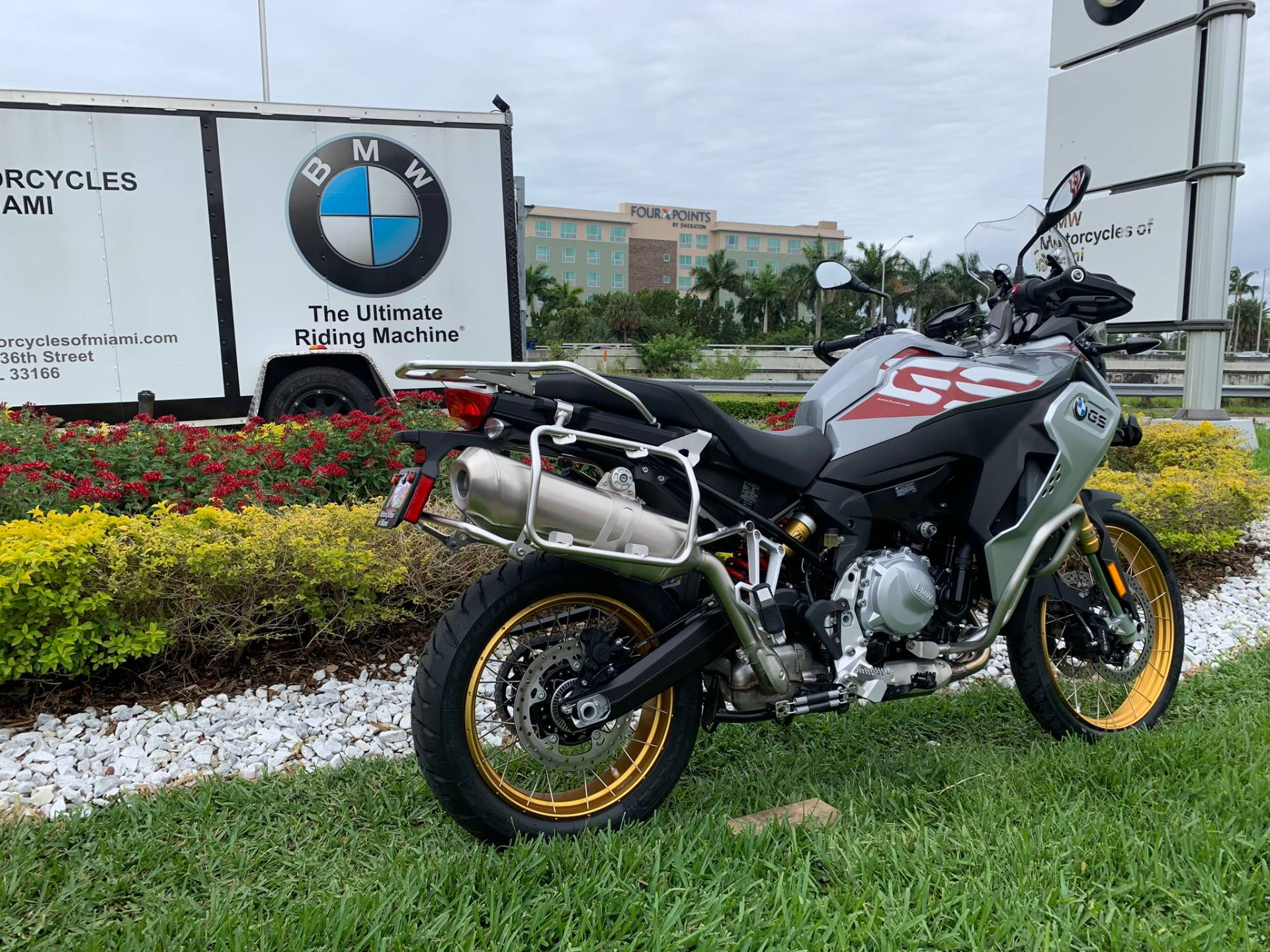 New 2019 BMW F 850 GSA for sale, BMW F 850GSA for sale, BMW Motorcycle F850GSA, new BMW 850 Adventure, Adventure. BMW Motorcycles of Miami, Motorcycles of Miami, Motorcycles Miami, New Motorcycles, Used Motorcycles, pre-owned. #BMWMotorcyclesOfMiami #MotorcyclesOfMiami #MotorcyclesMiami - Photo 26