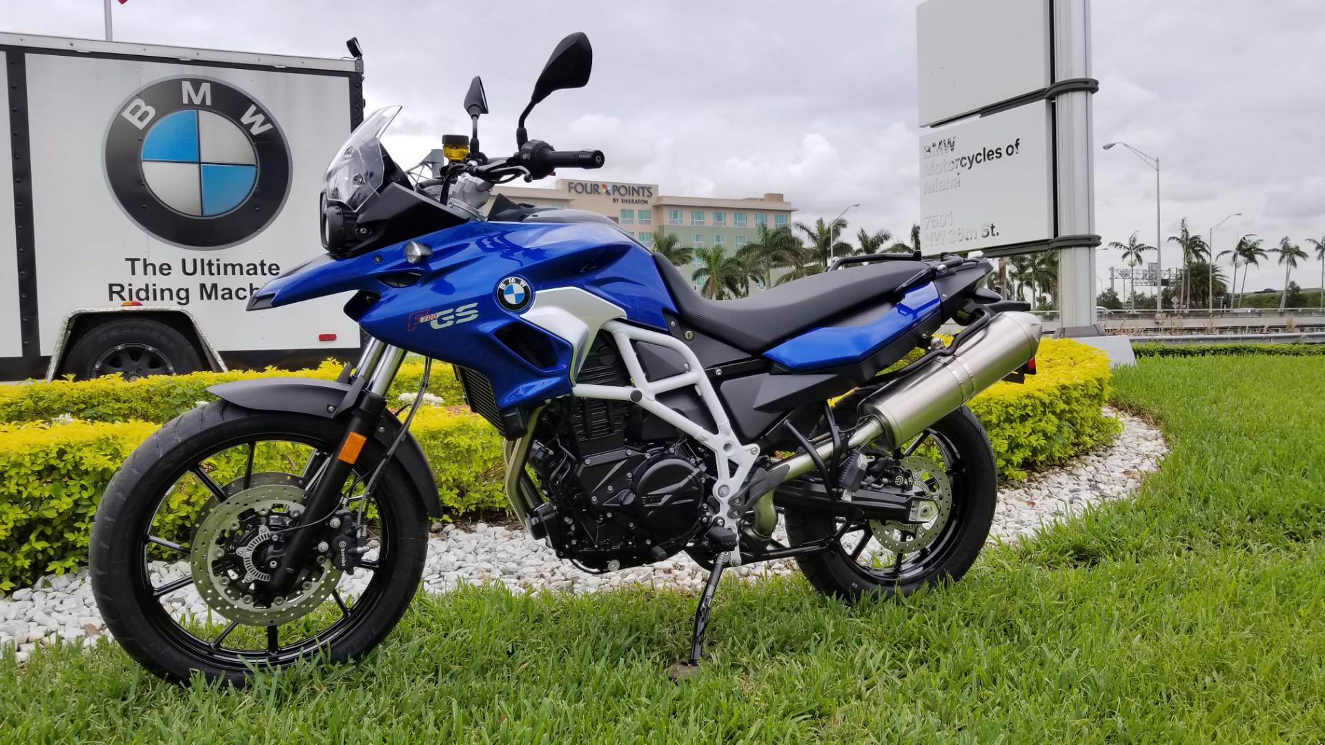 New 2018 BMW F 700 GS For Sale, BMW F 700 GS Blue For Sale, BMW Motorcycle F 700GS, new BMW 700GS, New BMW Motorcycle