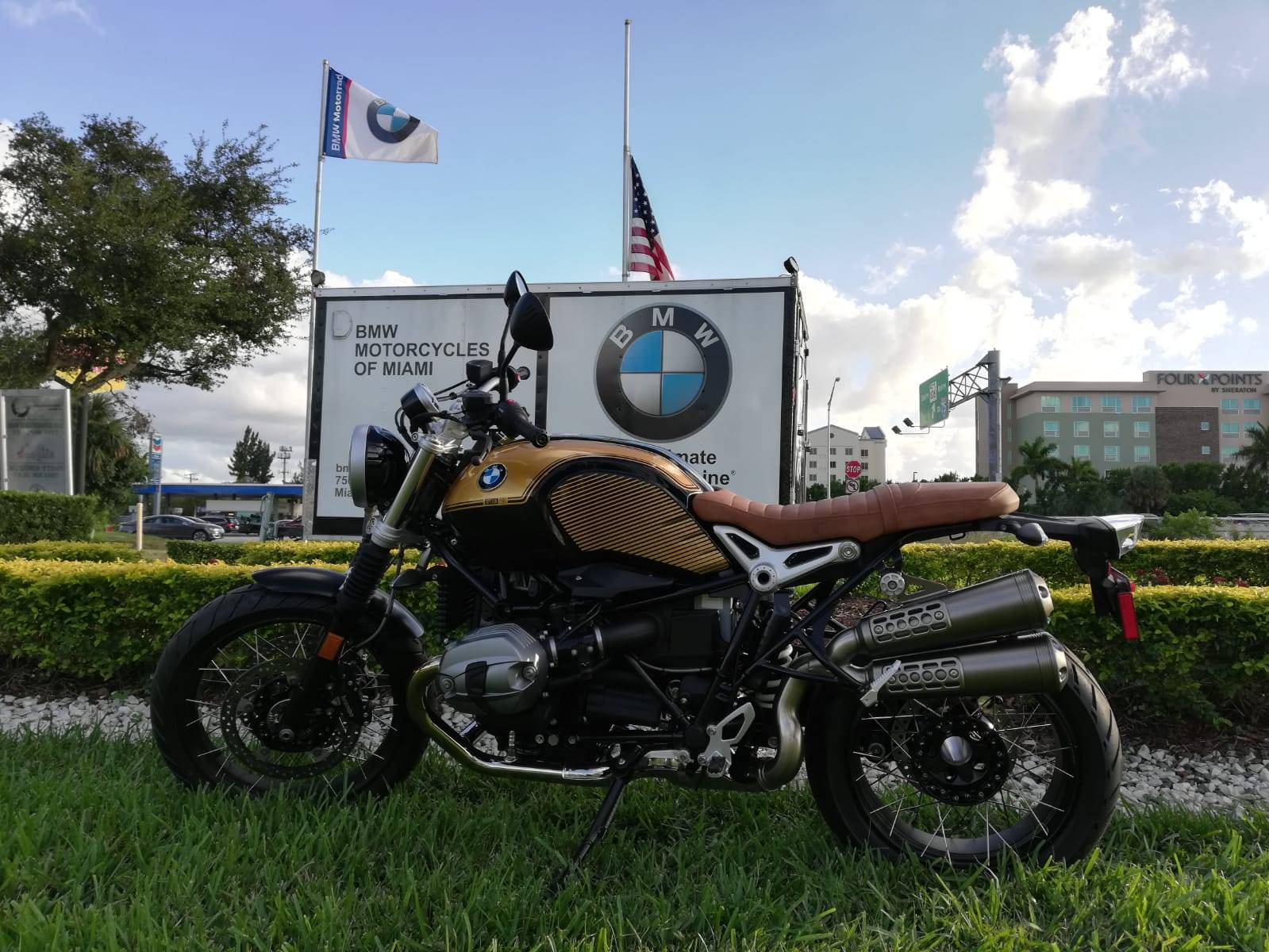 New 2019 Bmw R Ninet Scrambler Motorcycles In Miami Fl