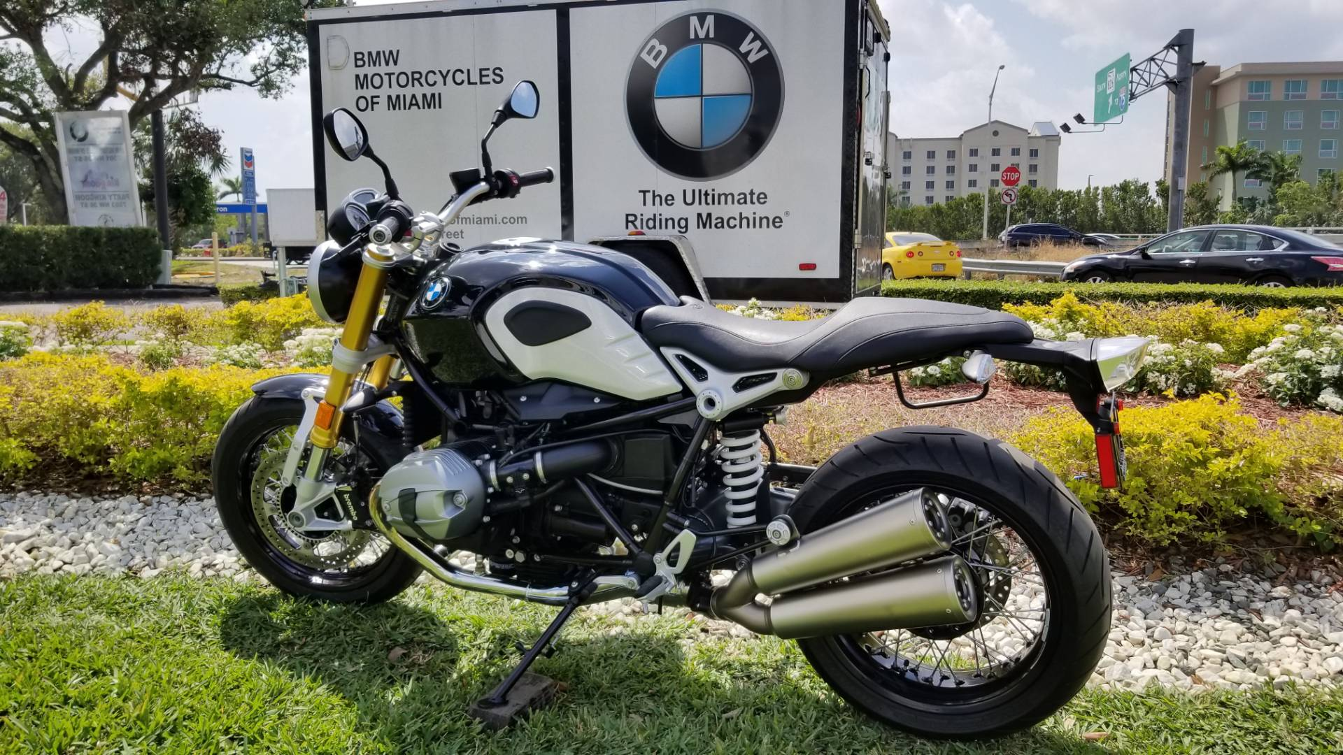 Used 2015 BMW R nine T For Sale, Pre Owned BMW R nineT For Sale, Pre-Owned BMW Motorcycle RnineT, BMW Motorcycle, nineT, Heritage, BMW