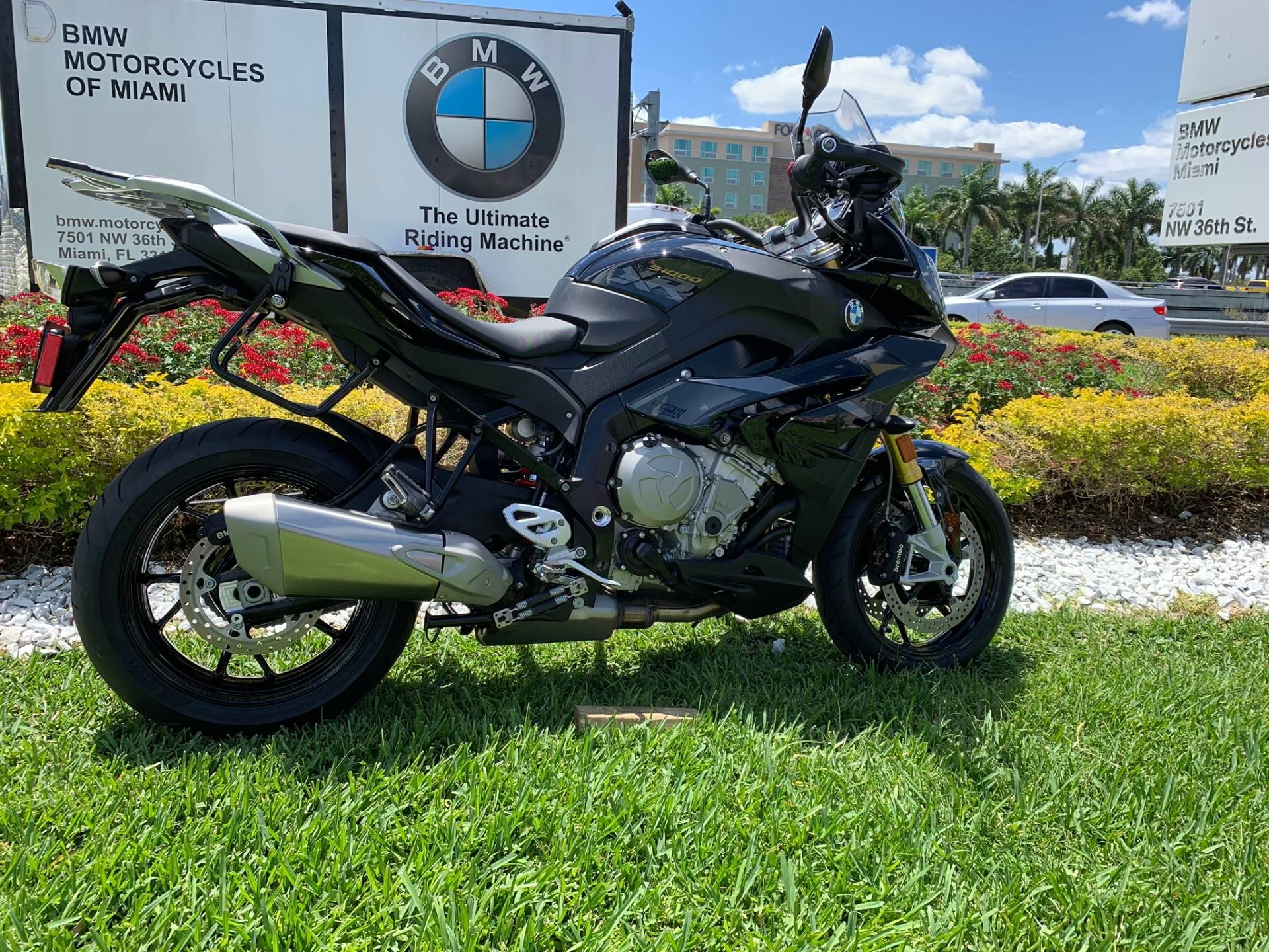 New 2019 Bmw S 1000 Xr Motorcycles In Miami Fl