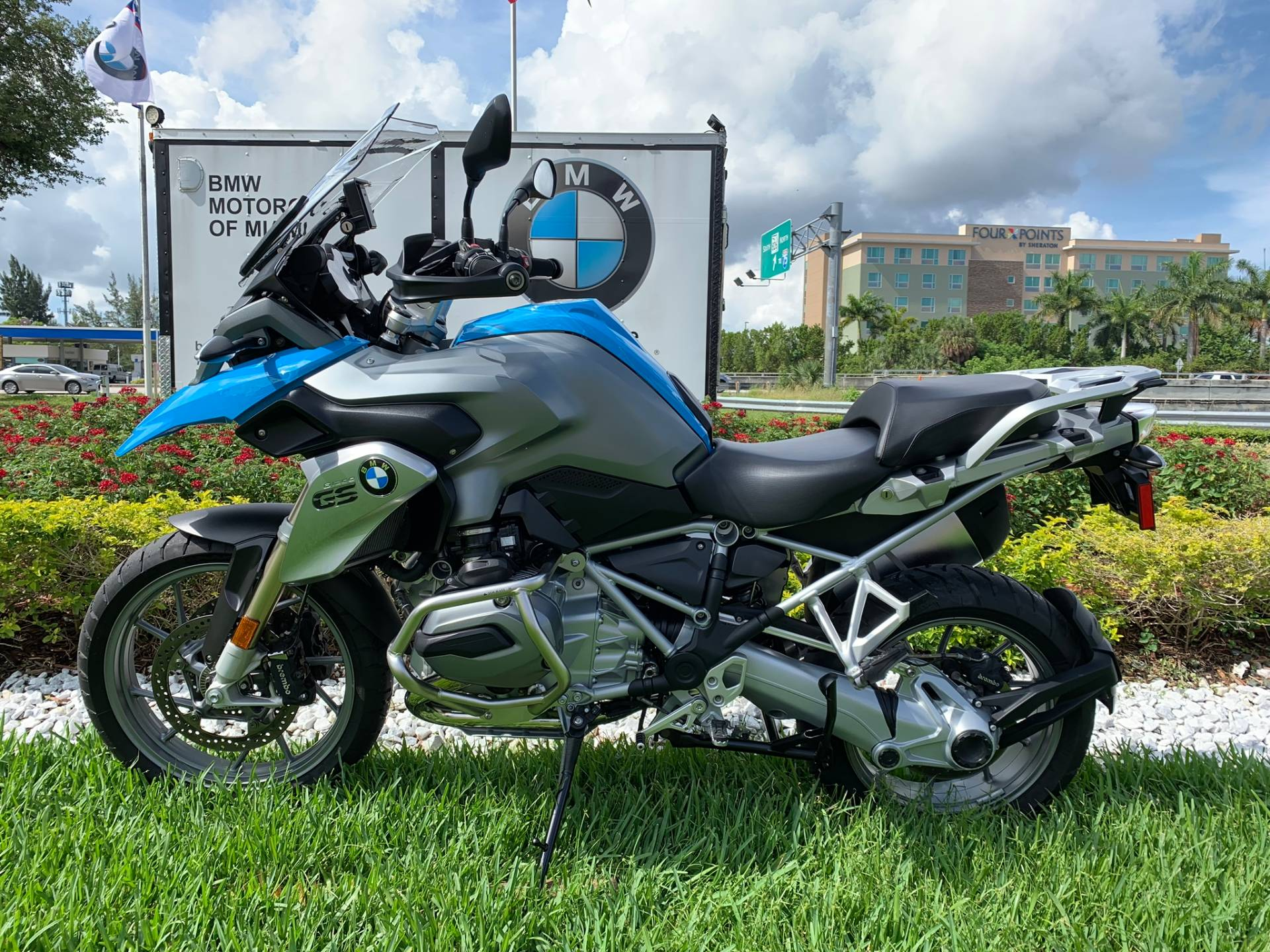 Used 2014 BMW R 1200 GS for sale, Pre-owned BMW R1200GS for sale, BMW Motorcycle Adventure, used BMW GS Fire Blue, BMW Motorcycles of Miami, Motorcycles of Miami, Motorcycles Miami, New Motorcycles, Used Motorcycles, pre-owned. #BMWMotorcyclesOfMiami #MotorcyclesOfMiami - Photo 1