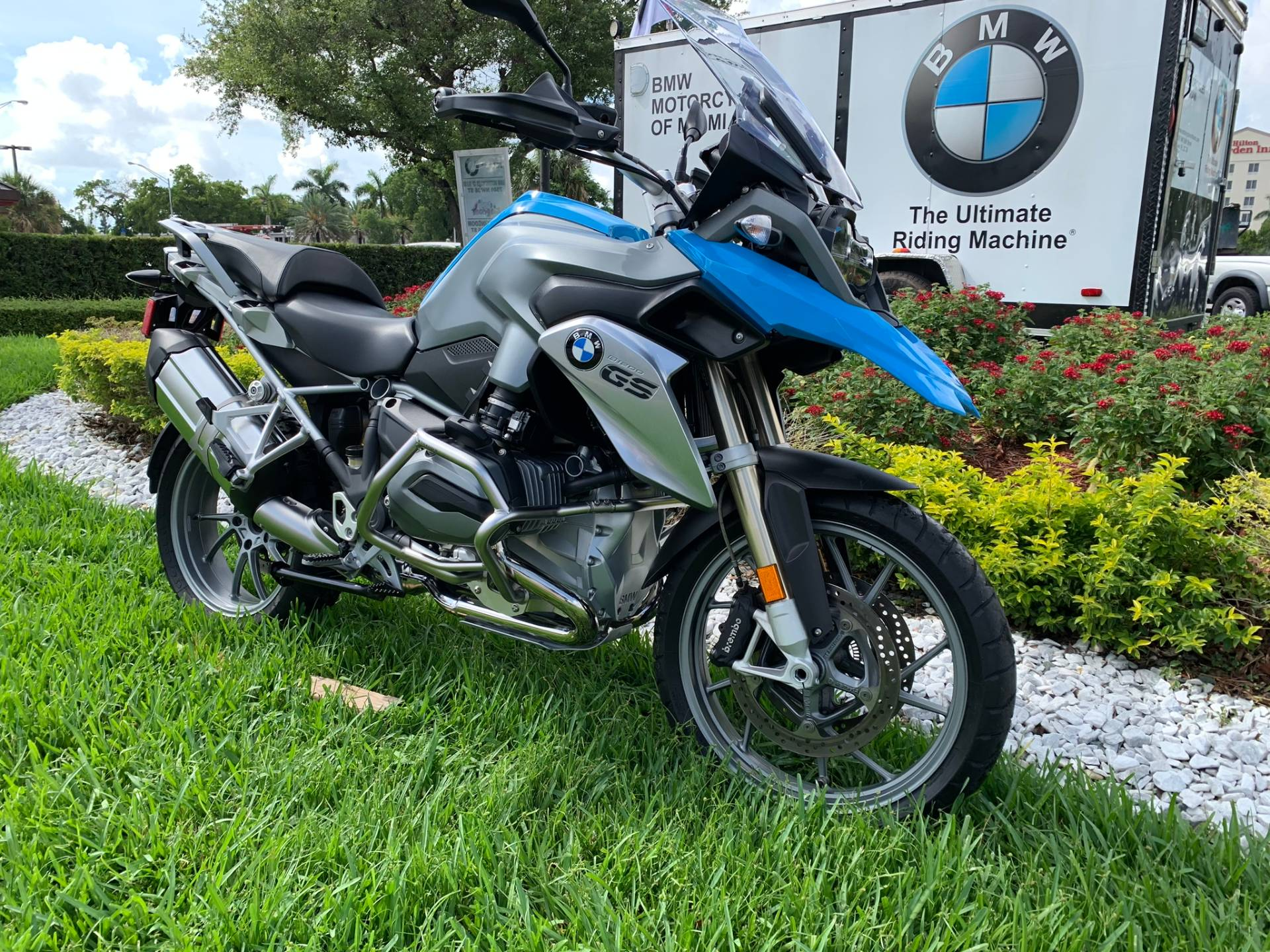 Used 2014 BMW R 1200 GS for sale, Pre-owned BMW R1200GS for sale, BMW Motorcycle Adventure, used BMW GS Fire Blue, BMW Motorcycles of Miami, Motorcycles of Miami, Motorcycles Miami, New Motorcycles, Used Motorcycles, pre-owned. #BMWMotorcyclesOfMiami #MotorcyclesOfMiami - Photo 27