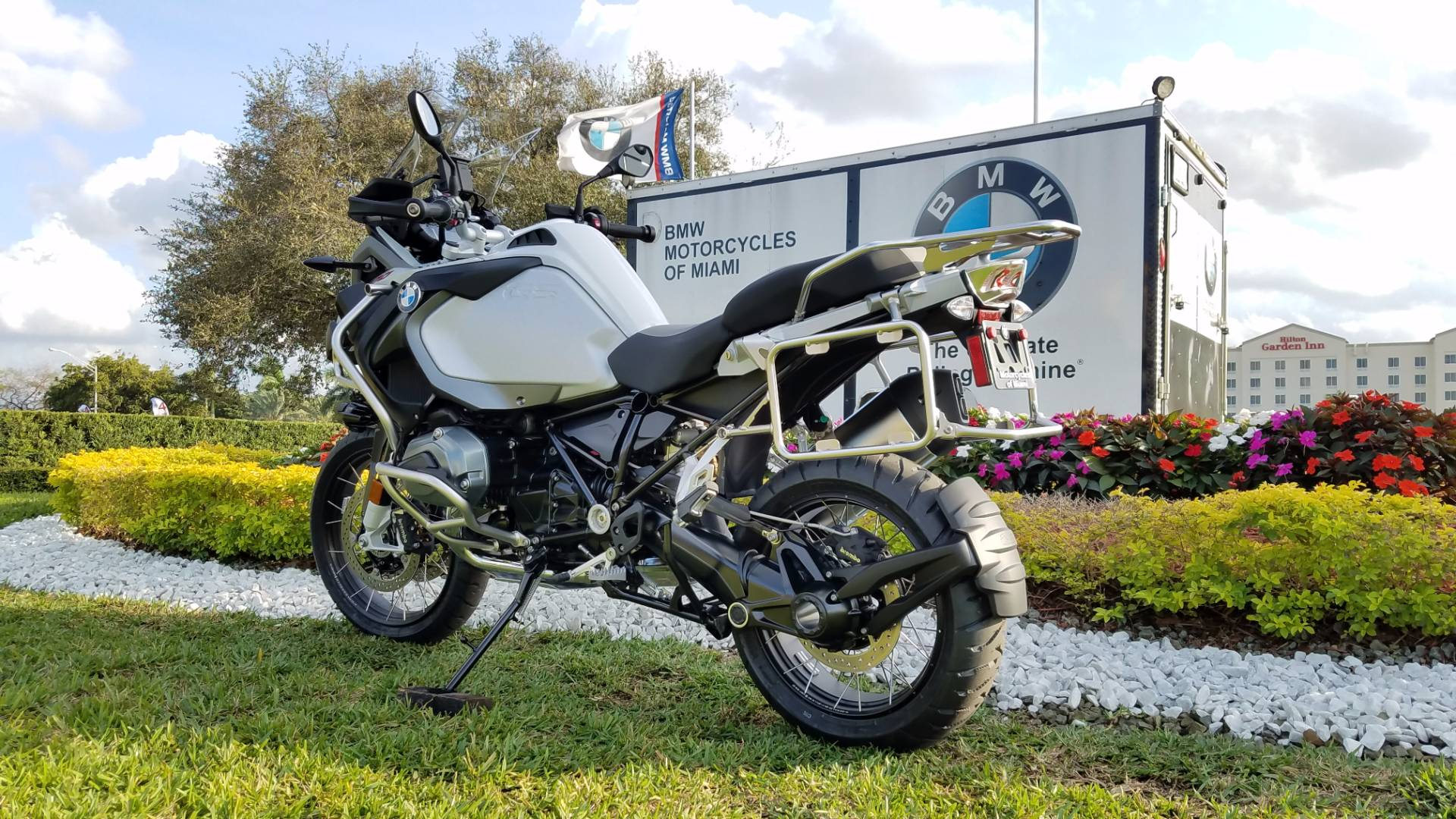 New 2017 BMW R 1200 GSA White For Sale, R 1200GS Adventure For Sale, BMW Motorcycle Adventure, new BMW Motorcycle