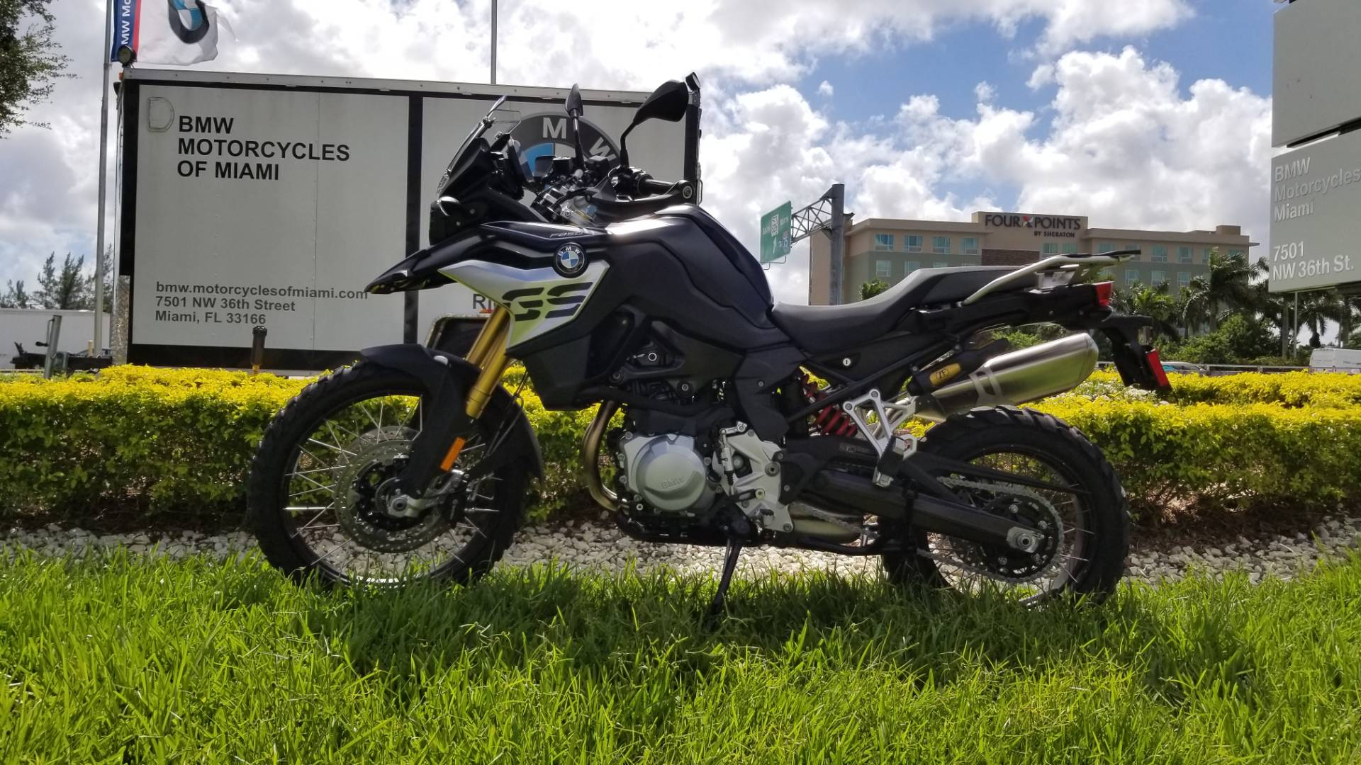 New 2019 BMW F 850 GS for sale, BMW F 850GS for sale, BMW Motorcycle F850GS, new BMW 850, Dual, BMW - Photo 4