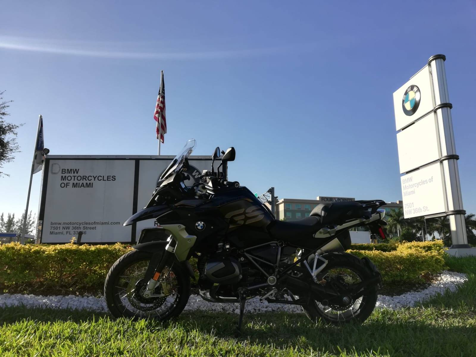 New 2019 BMW R 1250 GS for sale, BMW R 1250GS for sale, BMW Motorcycle GS, new BMW GS, Spirit of GS, BMW Motorcycles of Miami, Motorcycles of Miami, Motorcycles Miami, New Motorcycles, Used Motorcycles, pre-owned. #BMWMotorcyclesOfMiami #MotorcyclesOfMiami. - Photo 1
