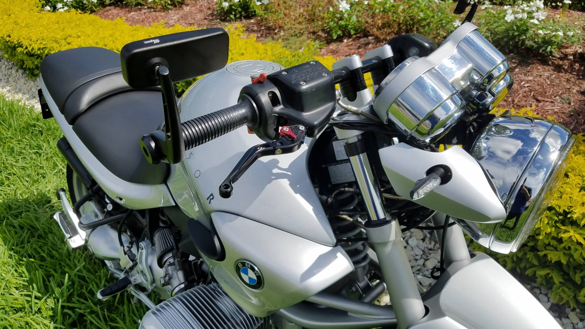Used 2004 BMW R 1150 R For Sale, White R 1150 R For Sale, BMW Motorcycle R 1150 R, pre-owned BMW Motorcycle, BMW R1150 R, R1150 R