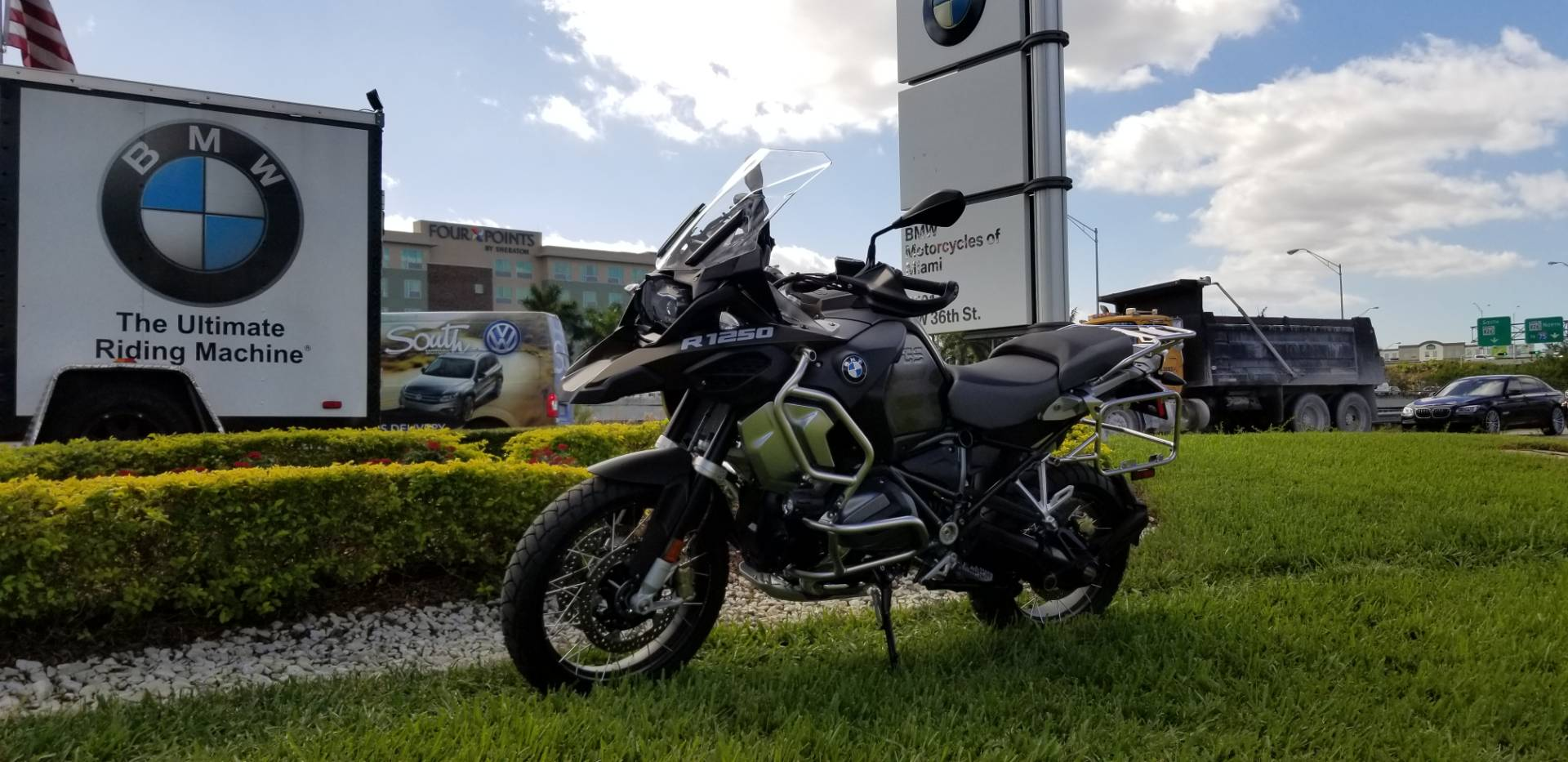 New 2019 BMW R 1250 GSA for sale, BMW for sale R 1250GSA, BMW Motorcycle R1250GSA, new BMW 1250GS Adventure, R1250GSAdventure, BMW Adventure, BMW Motorcycles of Miami, Motorcycles of Miami - Photo 5