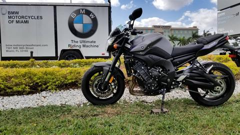 2013 Yamaha FZ8 in Miami, Florida