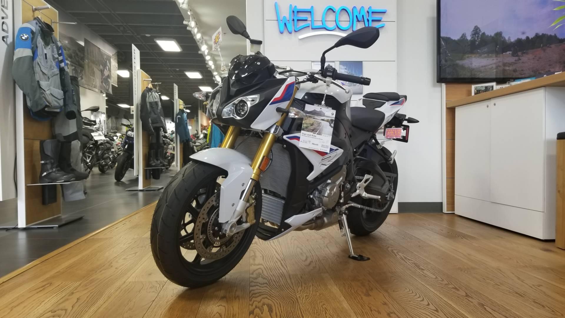 2017 S 1000 R