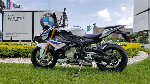 2017 BMW S 1000 R in Miami, Florida