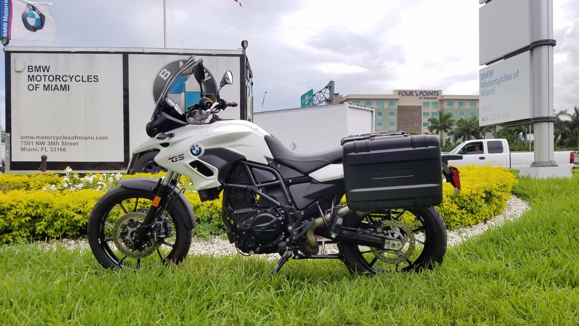 2015 F 700 GS