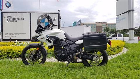 2015 BMW F 700 GS in Miami, Florida