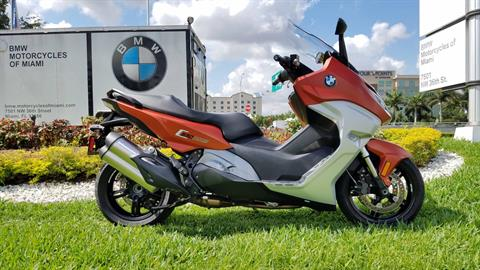 2016 BMW C 650 Sport in Miami, Florida