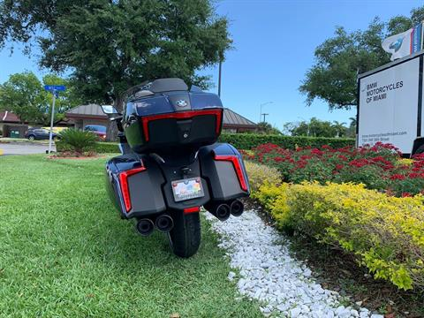 New 2019 BMW K 1600 B for sale, BMW K 1600B for sale, BMW Motorcycle K1600B, new BMW Bagger, Gran America. BMW Motorcycles of Miami, Motorcycles of Miami, Motorcycles Miami - Photo 9