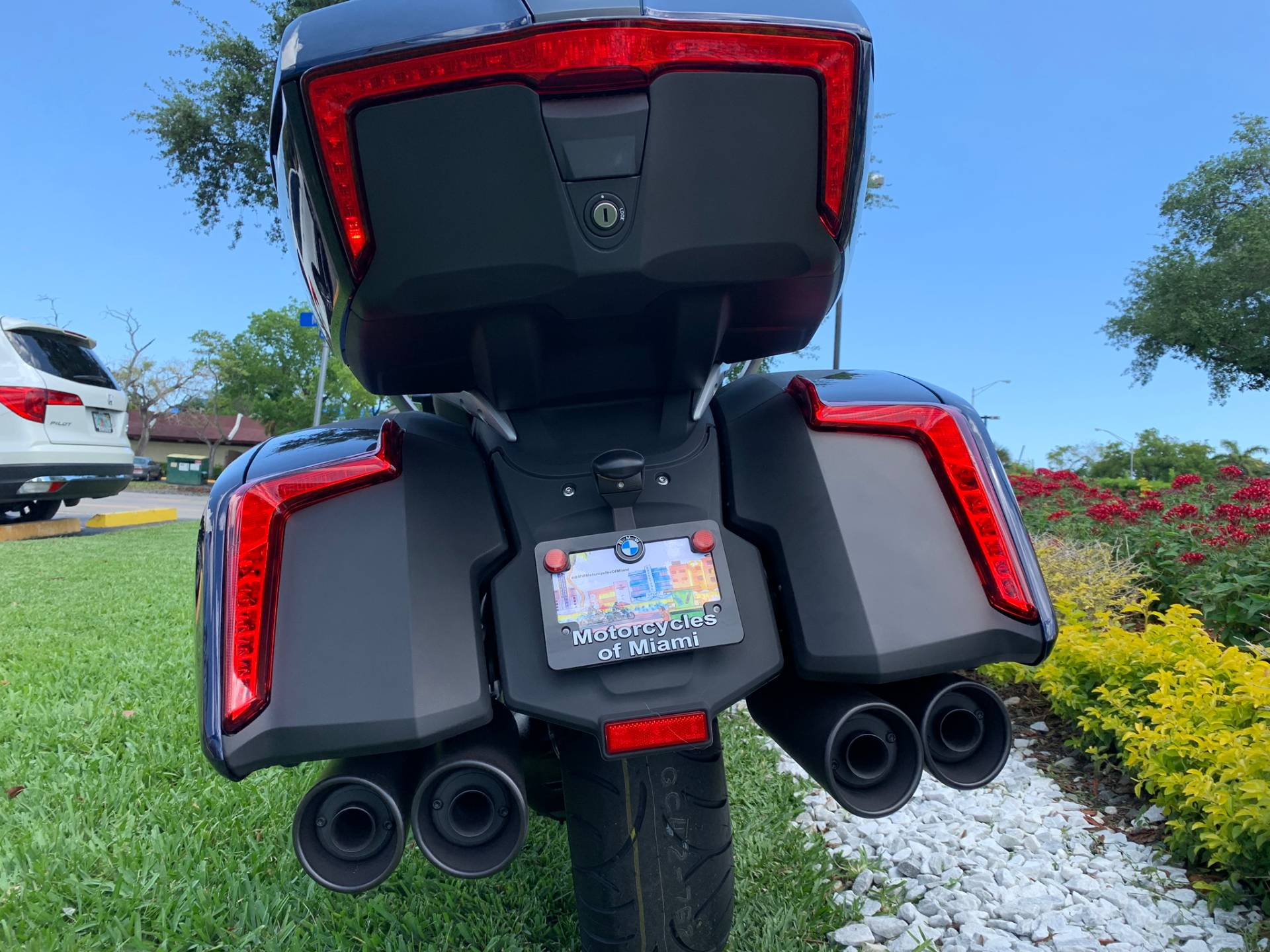 New 2019 BMW K 1600 B for sale, BMW K 1600B for sale, BMW Motorcycle K1600B, new BMW Bagger, Gran America. BMW Motorcycles of Miami, Motorcycles of Miami, Motorcycles Miami - Photo 18