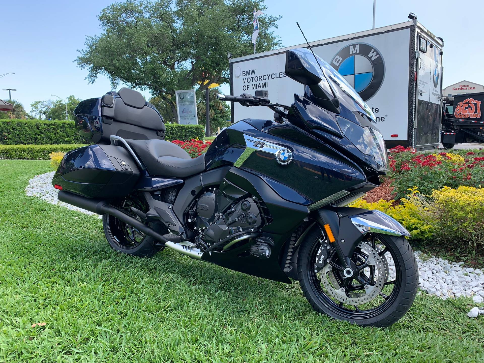 New 2019 BMW K 1600 B for sale, BMW K 1600B for sale, BMW Motorcycle K1600B, new BMW Bagger, Gran America. BMW Motorcycles of Miami, Motorcycles of Miami, Motorcycles Miami - Photo 22