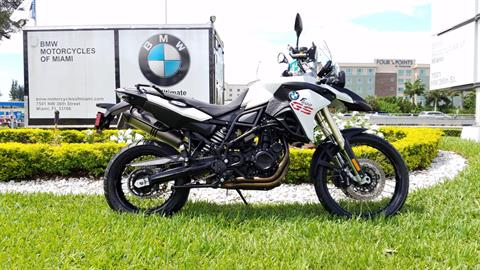 2014 BMW F 800 GS in Miami, Florida