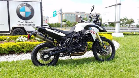 Used 2014 BMW F 800 GS For Sale, White F 800 GS For Sale, BMW Motorcycle F 800 GS, pre-owned BMW Motorcycle, BMW F800GS, F800GS