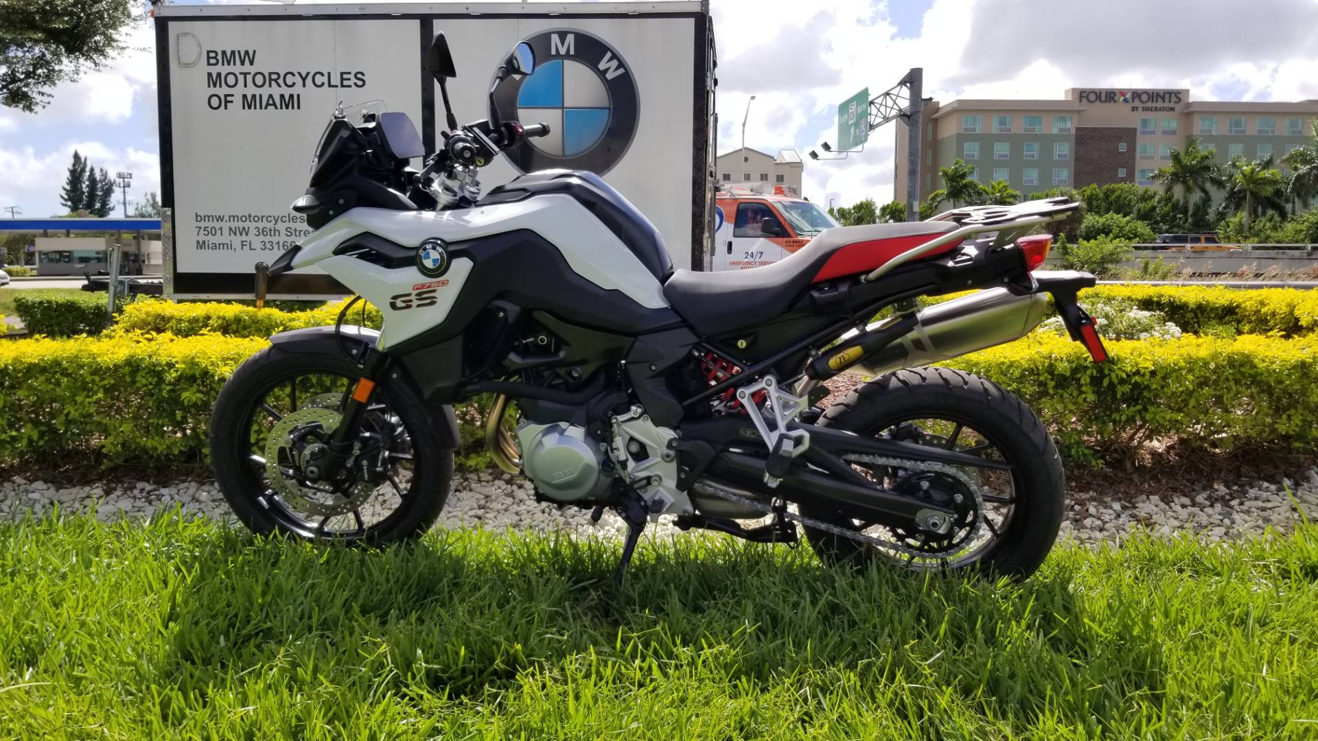 new 2019 bmw f 750 gs motorcycles in miami fl