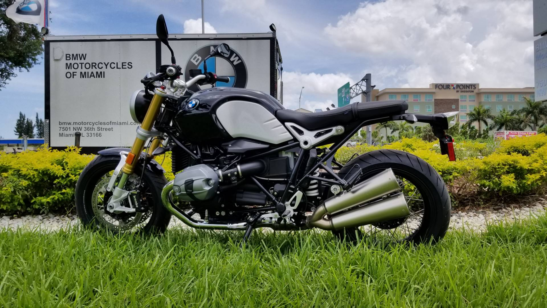 New 2018 BMW R NineT For Sale RnineT Motorcycle