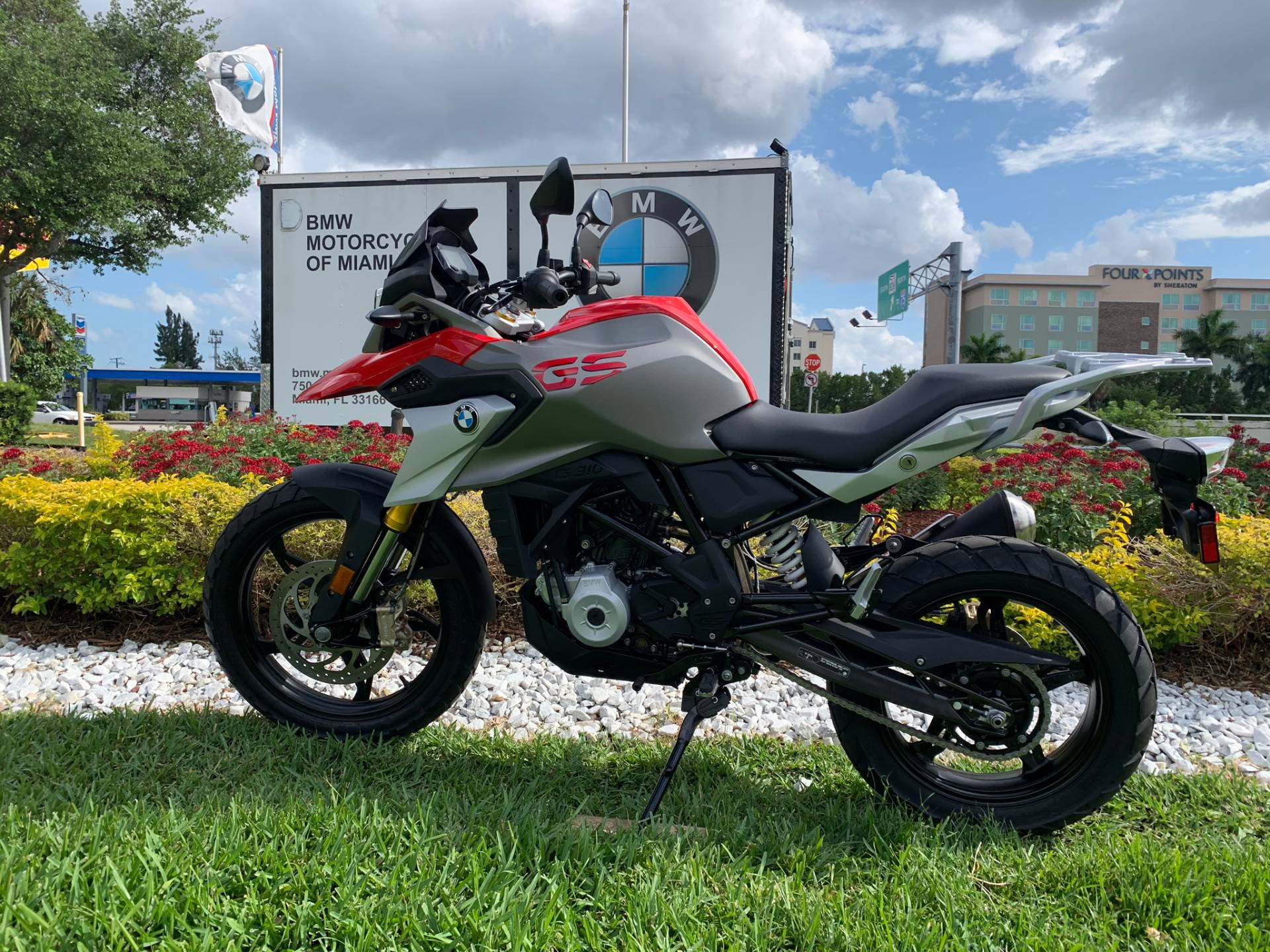 New 2019 BMW G 310 GS for sale, BMW G 310GS for sale, BMW Motorcycle GS, new BMW GS, Spirit of GS, BMW Motorcycles of Miami, Motorcycles of Miami, Motorcycles Miami, New Motorcycles, Used Motorcycles, pre-owned. #BMWMotorcyclesOfMiami #MotorcyclesOfMiami. - Photo 2