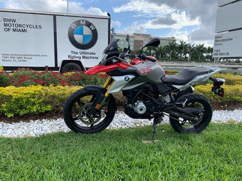 New 2019 BMW G 310 GS for sale, BMW G 310GS for sale, BMW Motorcycle GS, new BMW GS, Spirit of GS, BMW Motorcycles of Miami, Motorcycles of Miami, Motorcycles Miami, New Motorcycles, Used Motorcycles, pre-owned. #BMWMotorcyclesOfMiami #MotorcyclesOfMiami. - Photo 5