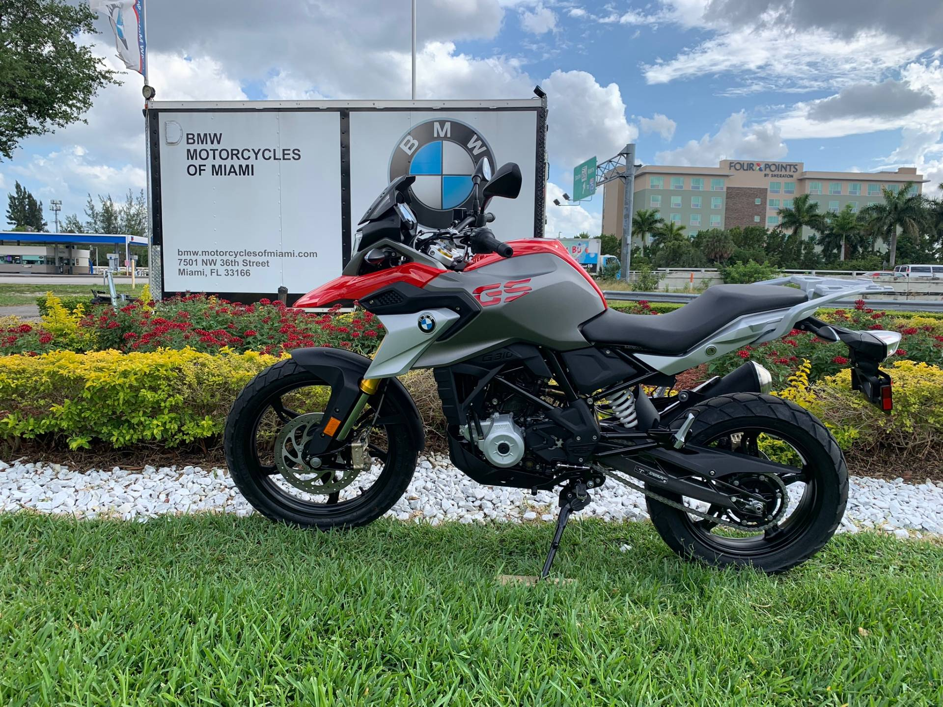 New 2019 BMW G 310 GS for sale, BMW G 310GS for sale, BMW Motorcycle GS, new BMW GS, Spirit of GS, BMW Motorcycles of Miami, Motorcycles of Miami, Motorcycles Miami, New Motorcycles, Used Motorcycles, pre-owned. #BMWMotorcyclesOfMiami #MotorcyclesOfMiami. - Photo 6