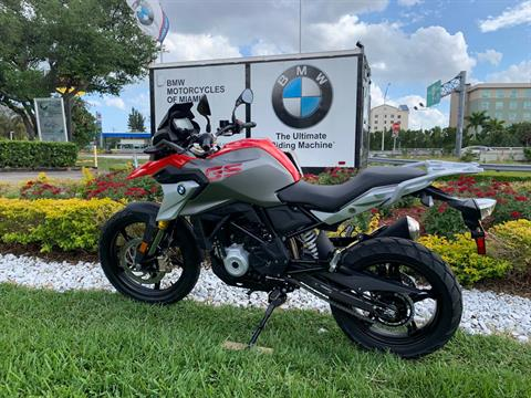 New 2019 BMW G 310 GS for sale, BMW G 310GS for sale, BMW Motorcycle GS, new BMW GS, Spirit of GS, BMW Motorcycles of Miami, Motorcycles of Miami, Motorcycles Miami, New Motorcycles, Used Motorcycles, pre-owned. #BMWMotorcyclesOfMiami #MotorcyclesOfMiami. - Photo 7