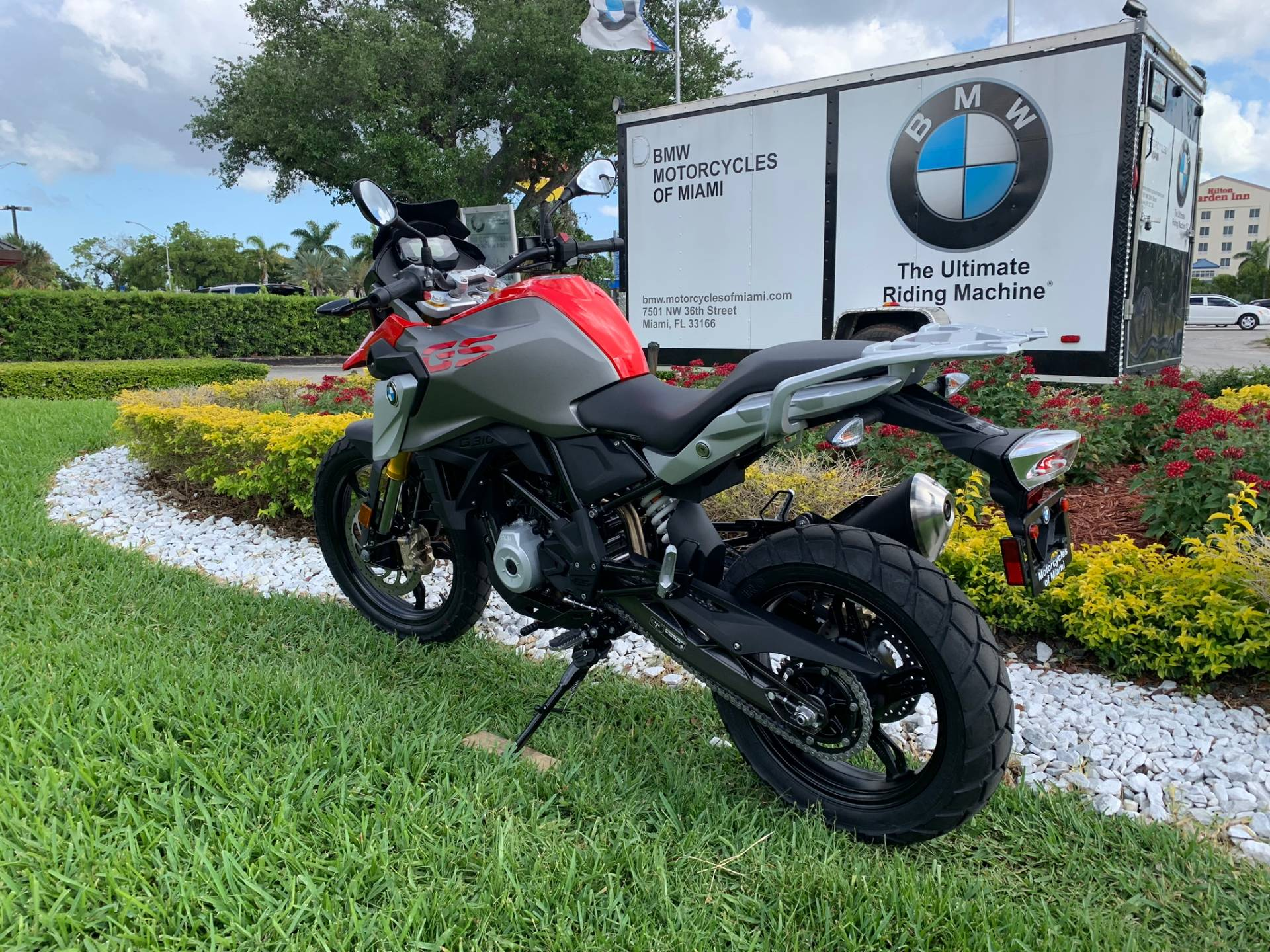 New 2019 BMW G 310 GS for sale, BMW G 310GS for sale, BMW Motorcycle GS, new BMW GS, Spirit of GS, BMW Motorcycles of Miami, Motorcycles of Miami, Motorcycles Miami, New Motorcycles, Used Motorcycles, pre-owned. #BMWMotorcyclesOfMiami #MotorcyclesOfMiami. - Photo 8
