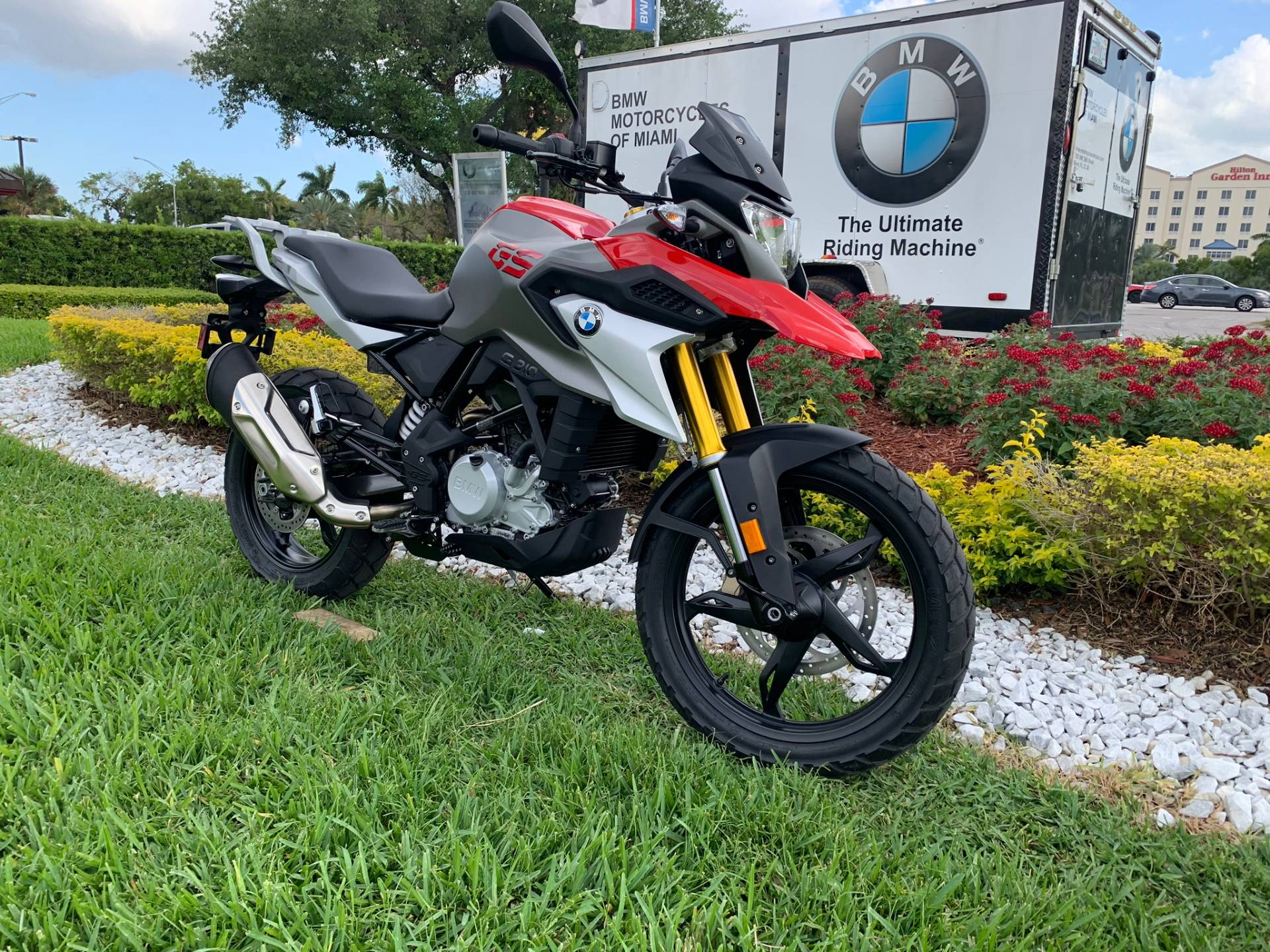 New 2019 BMW G 310 GS for sale, BMW G 310GS for sale, BMW Motorcycle GS, new BMW GS, Spirit of GS, BMW Motorcycles of Miami, Motorcycles of Miami, Motorcycles Miami, New Motorcycles, Used Motorcycles, pre-owned. #BMWMotorcyclesOfMiami #MotorcyclesOfMiami. - Photo 13