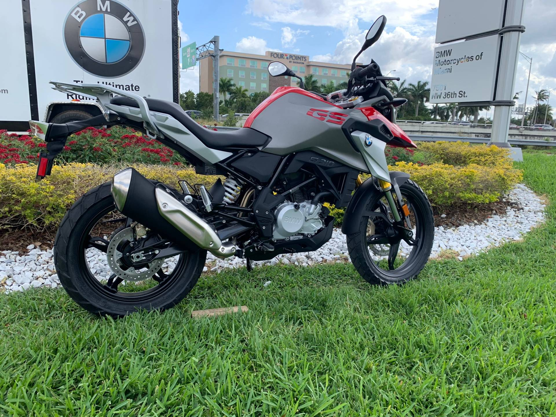 New 2019 BMW G 310 GS for sale, BMW G 310GS for sale, BMW Motorcycle GS, new BMW GS, Spirit of GS, BMW Motorcycles of Miami, Motorcycles of Miami, Motorcycles Miami, New Motorcycles, Used Motorcycles, pre-owned. #BMWMotorcyclesOfMiami #MotorcyclesOfMiami. - Photo 16
