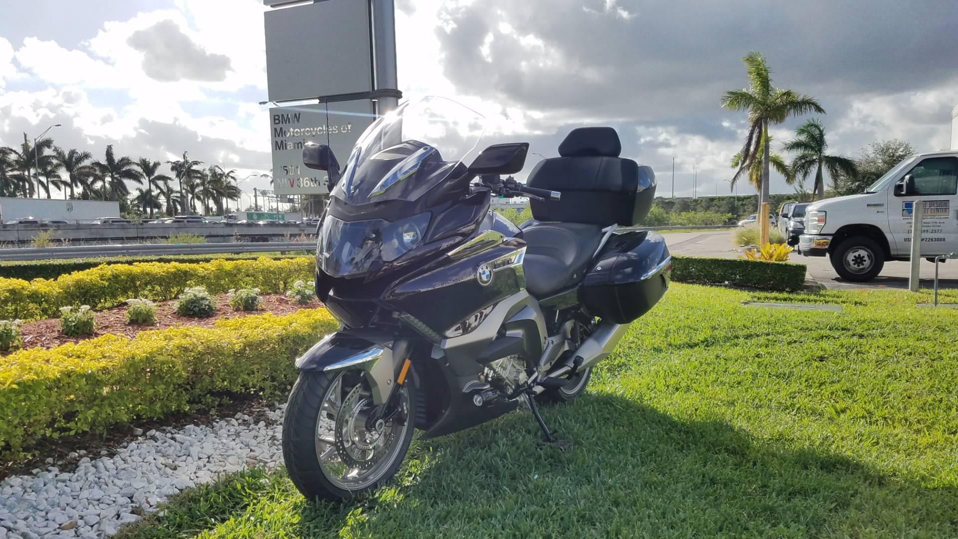 2018 K 1600 GTL