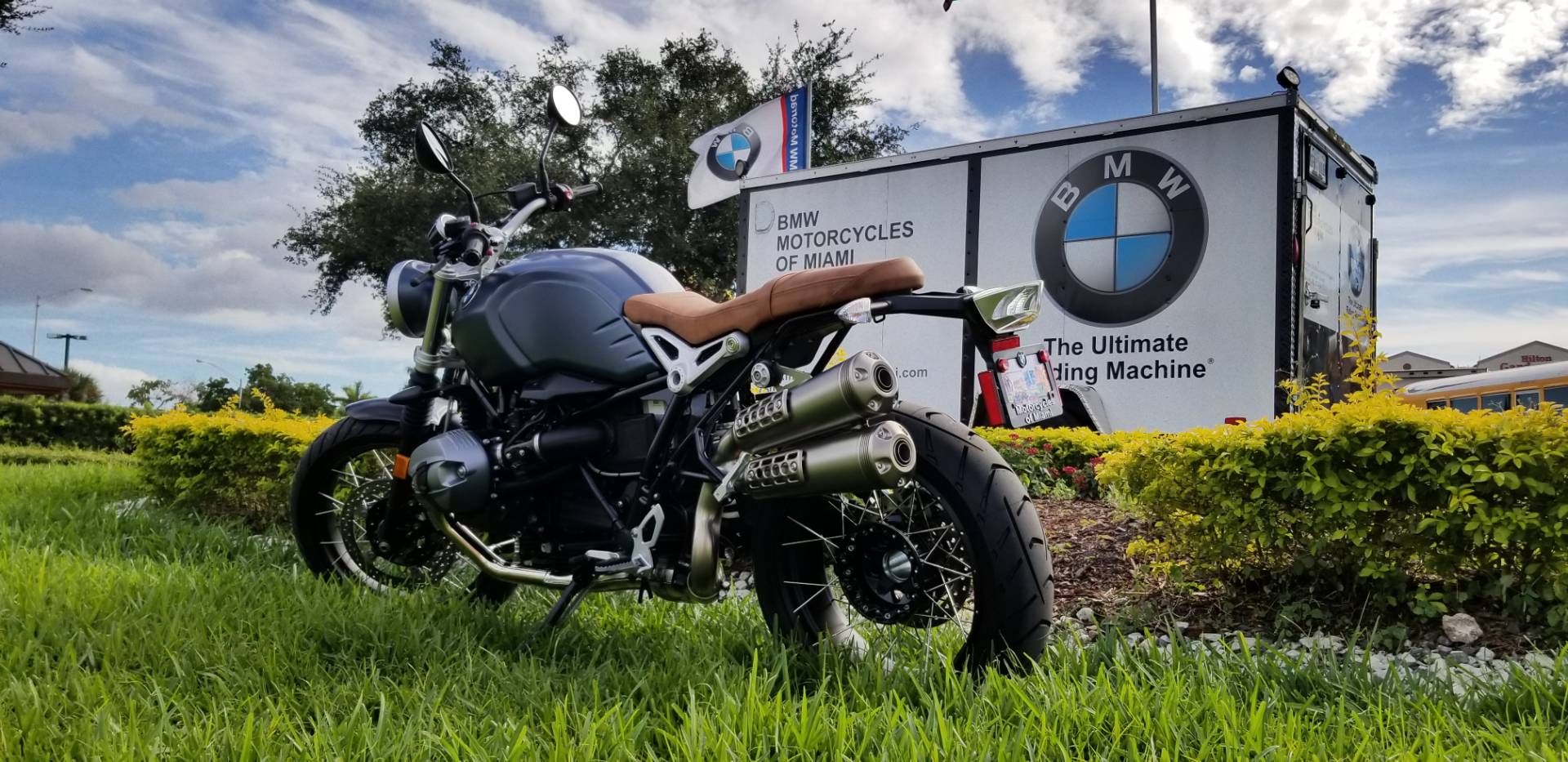 New 2019 BMW R NineT Scrambler for sale, BMW for sale, BMW Motorcycle Café Racer, new BMW Scrambler, Srambler, BMW. BMW Motorcycles of Miami, Motorcycles of Miami